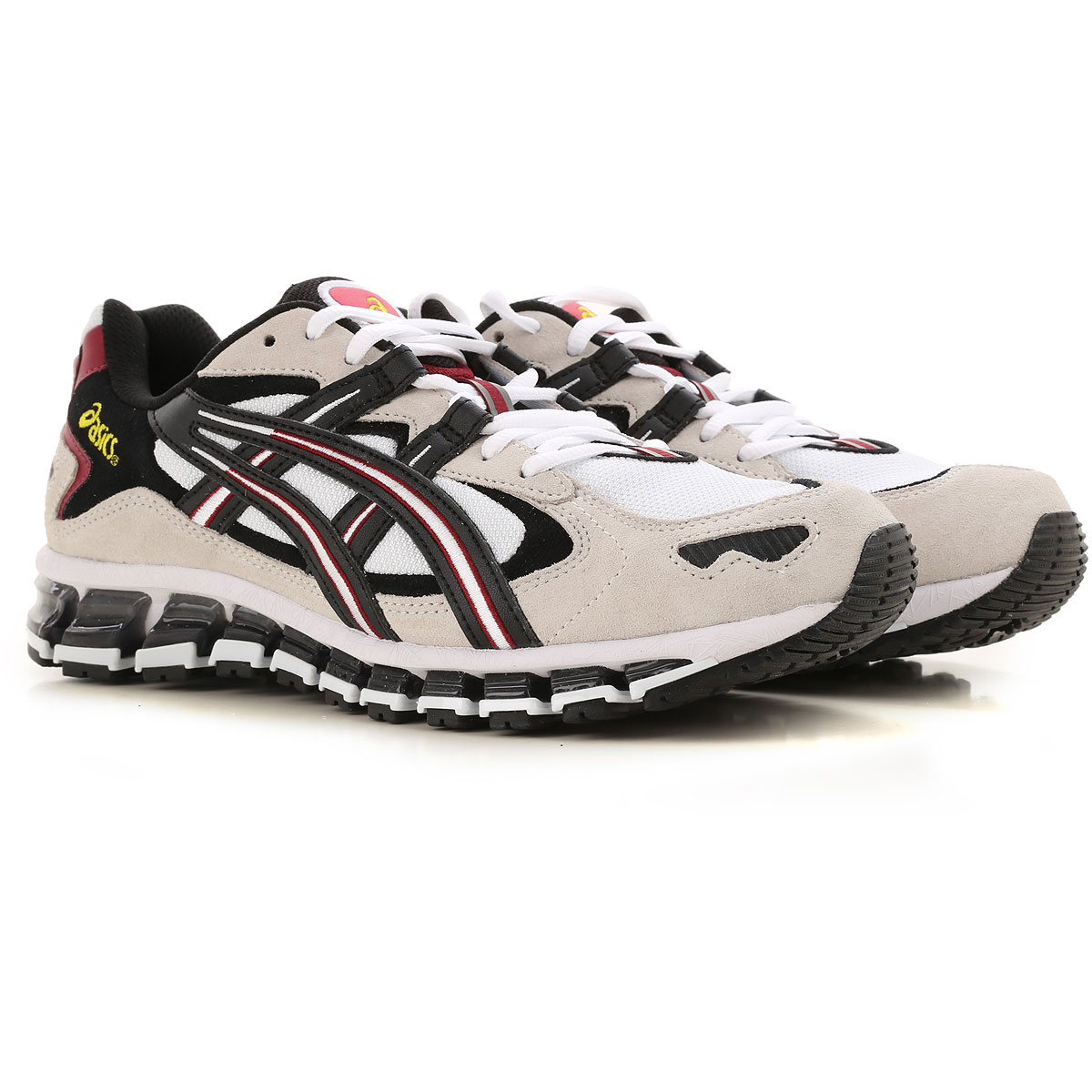 Asics Sneakers for Men On Sale, White, Leather, 2019, 8 9 9.5