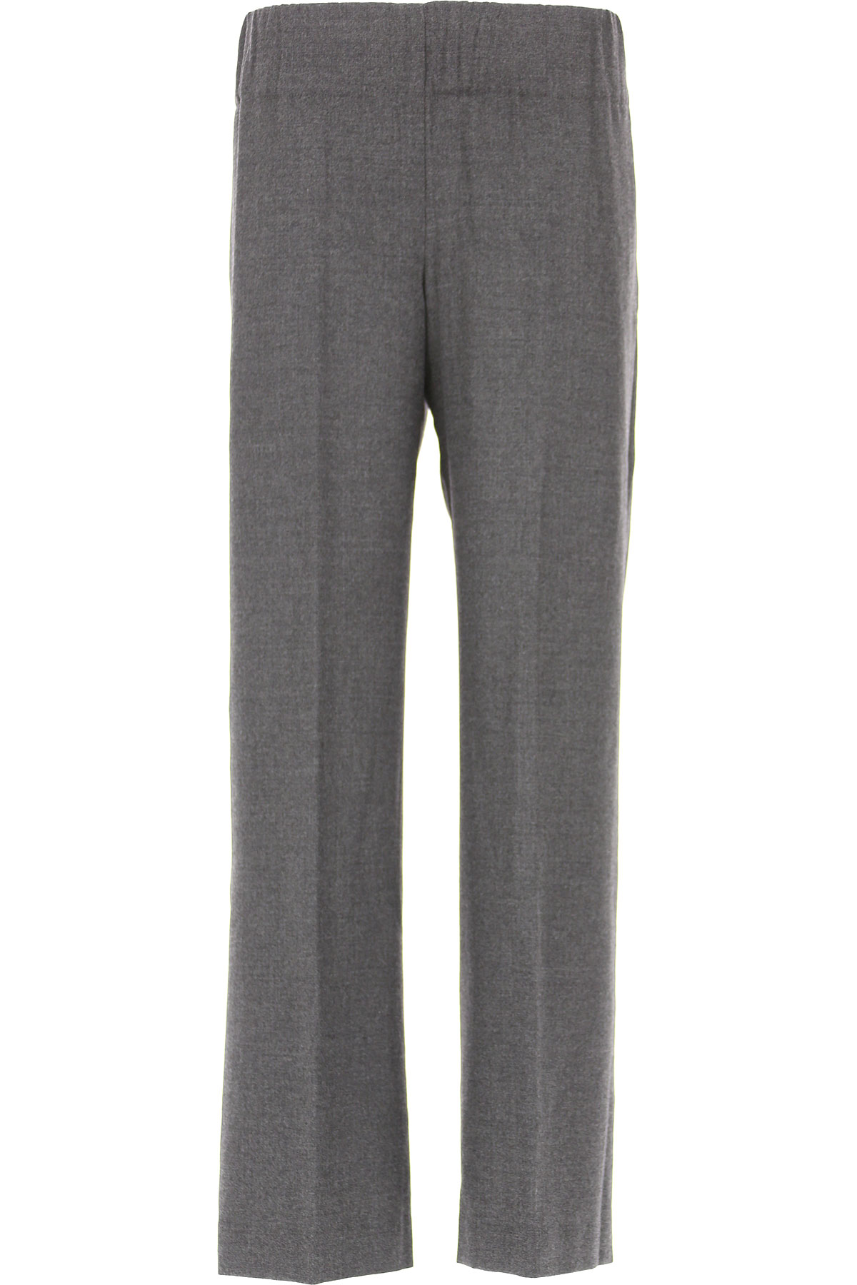 Image of Aspesi Pants for Women, antracite, Wool, 2017, 26 30 32