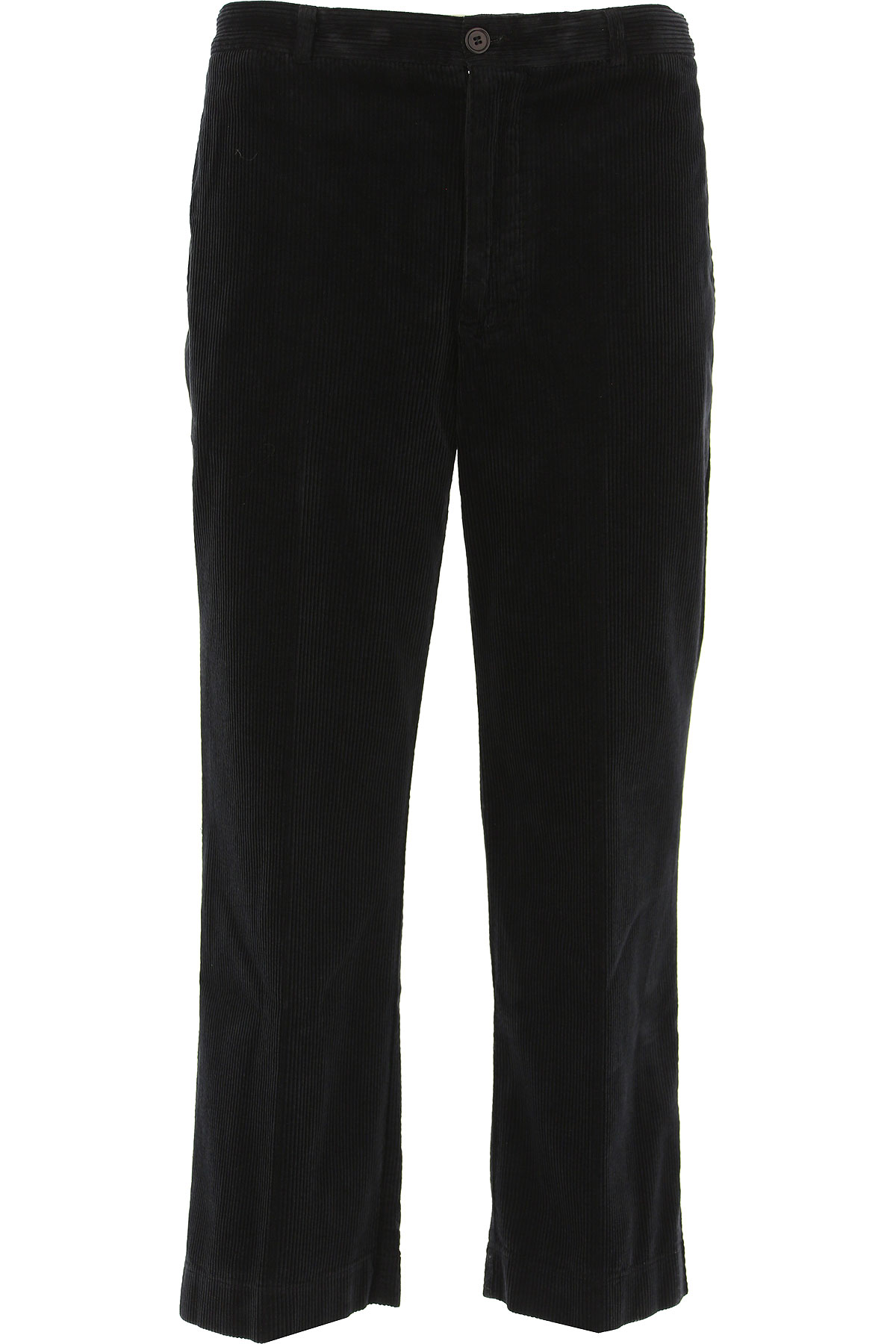 Image of Aspesi Pants for Women, navy, Cotton, 2017, 26 30