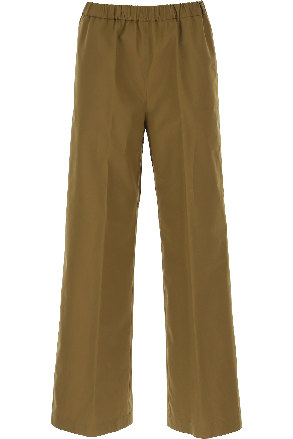 Aspesi Pants for Women On Sale, Olive Green, Cotton, 2019, 26 28 30