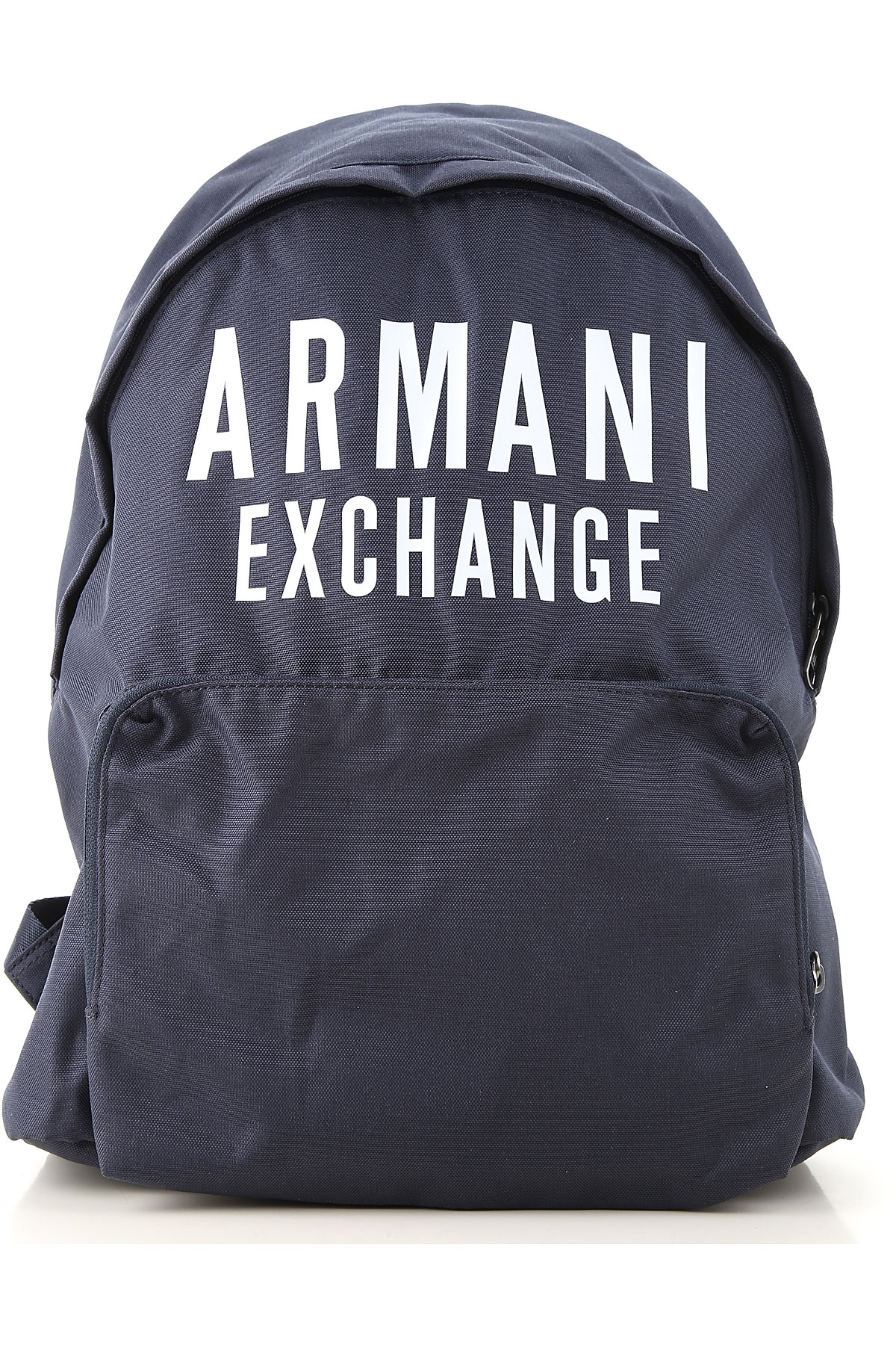 Armani Exchange Backpack for Men On Sale, Blue Navy, polyester, 2019
