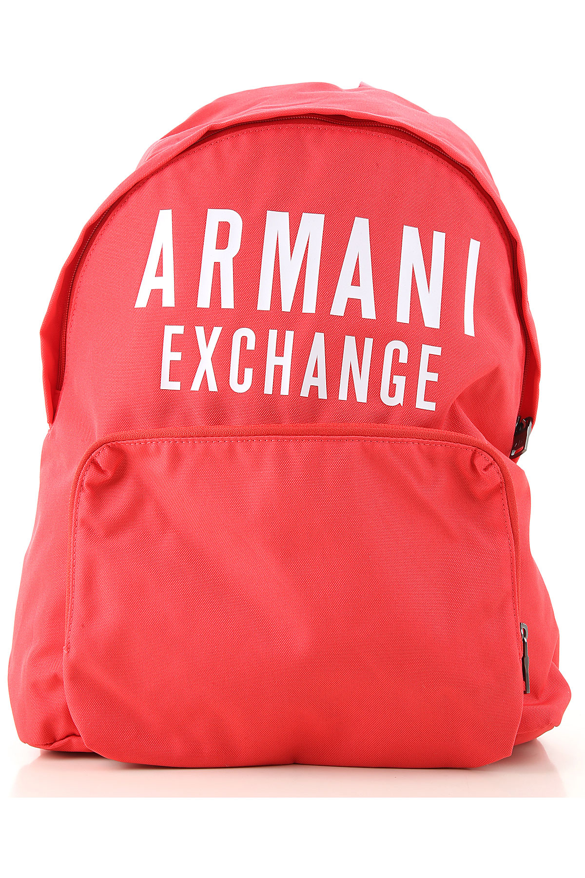 Armani Exchange Backpack for Men On Sale, Red, polyester, 2019