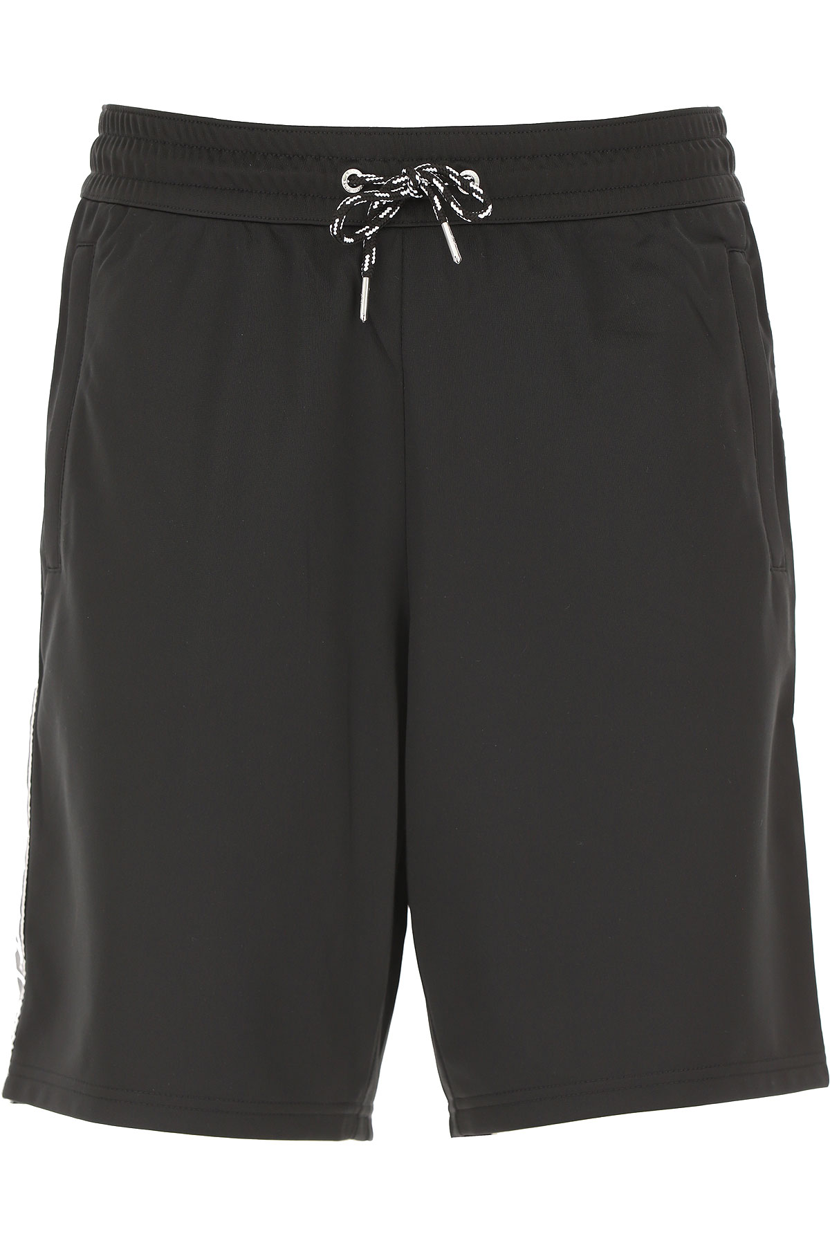Armani Exchange Shorts for Men On Sale, Black, polyester, 2019, S (EU 46) L (EU 50)