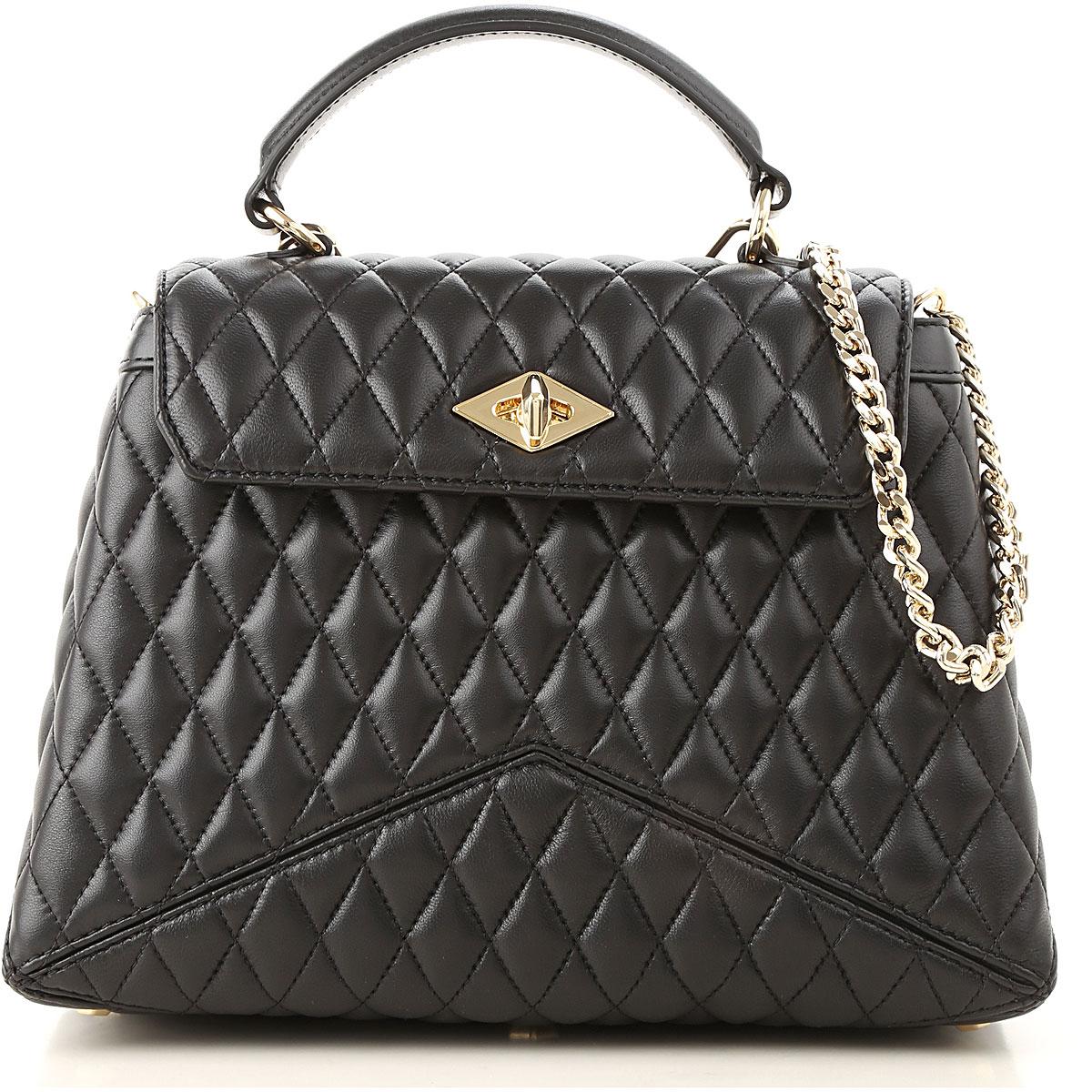 Image of Ballantyne Handbags, Black, Leather, 2017