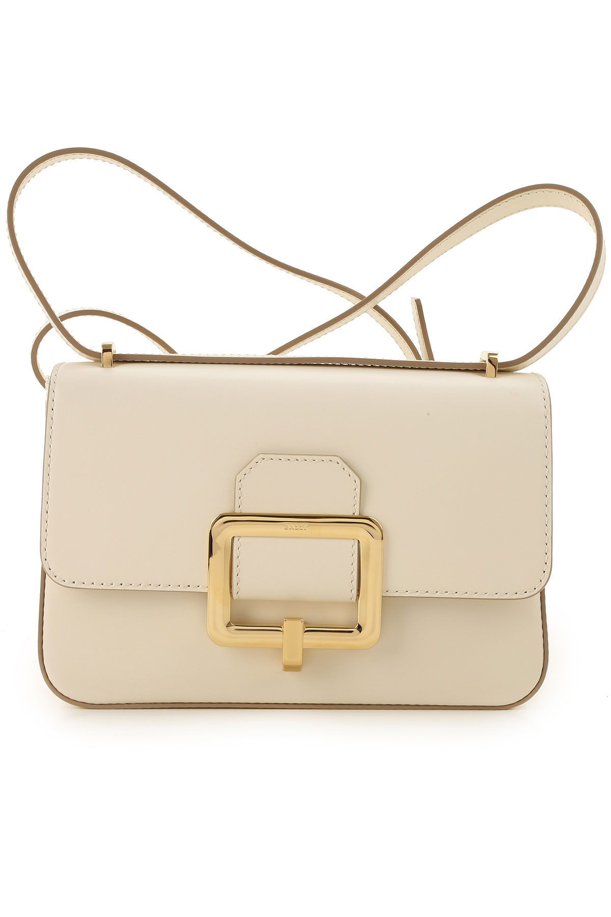 Bally Shoulder Bag for Women On Sale in Outlet, Bone, Leather, 2019