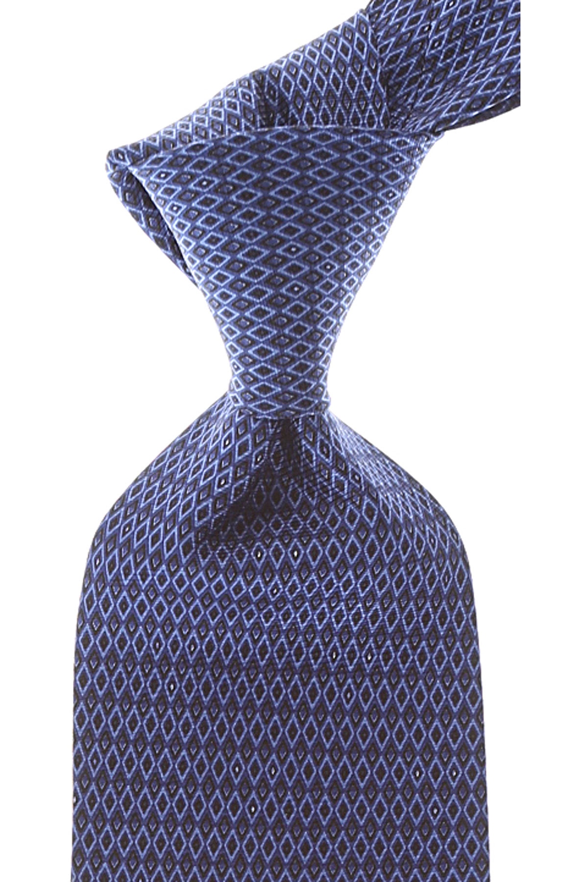 Balmain Ties On Sale, Royal Blue, Silk, 2019