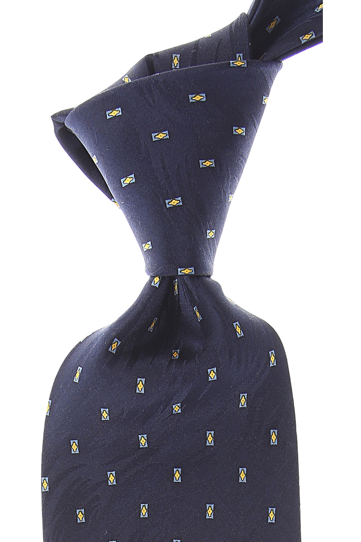 Balmain Ties On Sale, Blue Royal, Silk, 2019