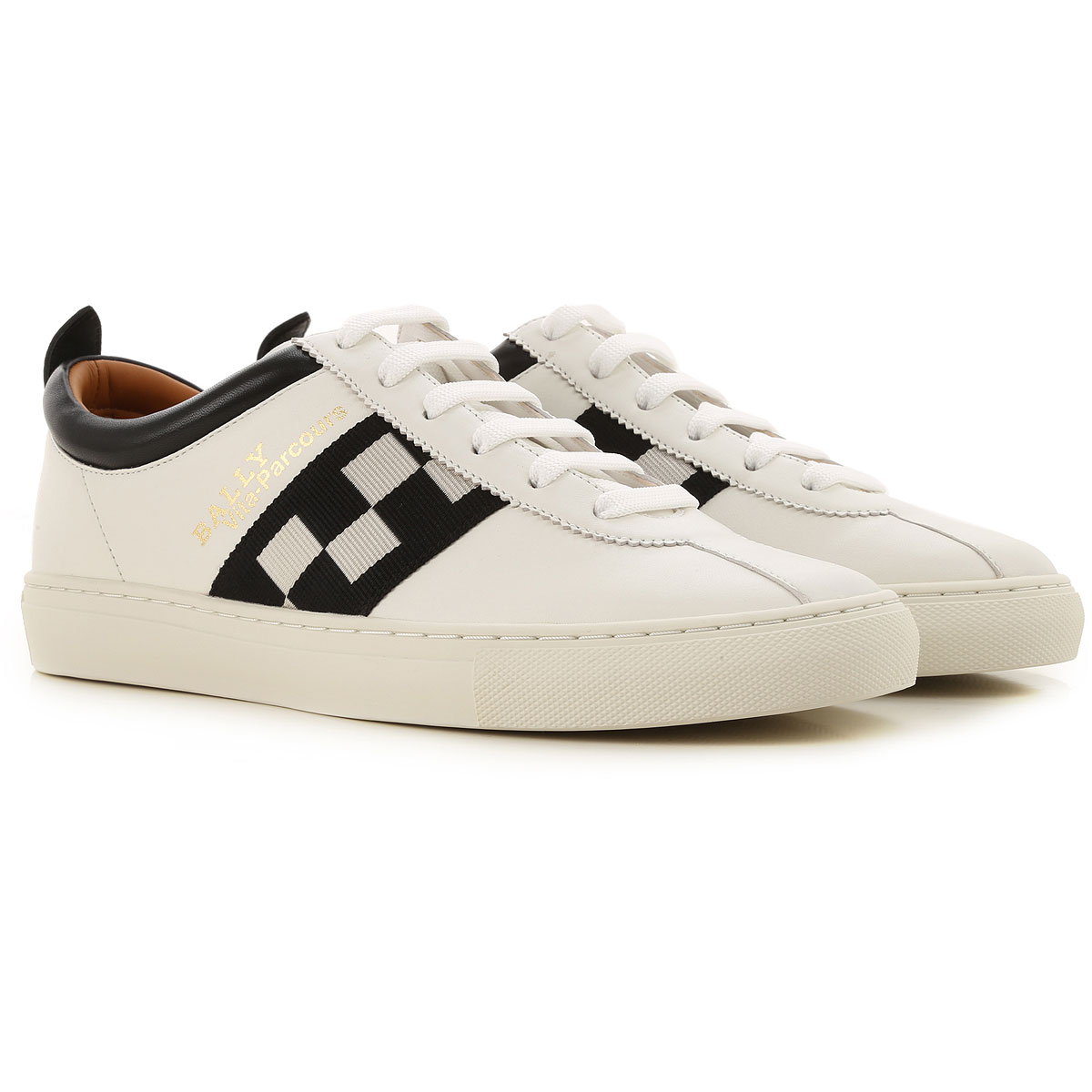 Bally Sneakers for Men On Sale, White, Leather, 2019, 10 6.5 7 9