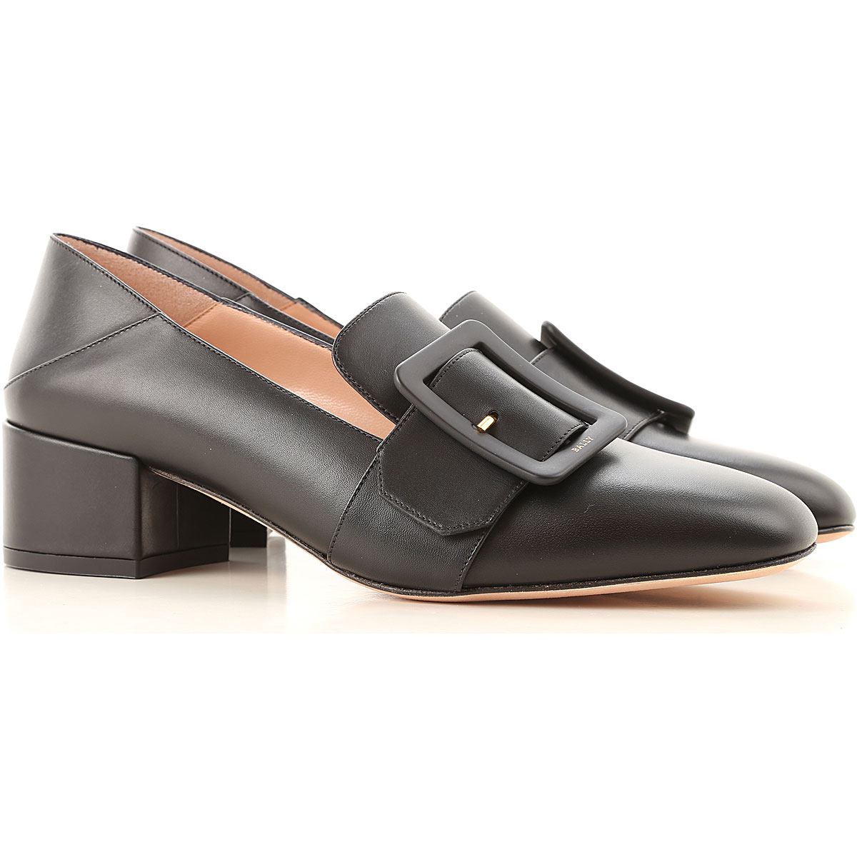 Bally Pumps & High Heels for Women On Sale, Black, Leather, 2019, 10 7 8 9