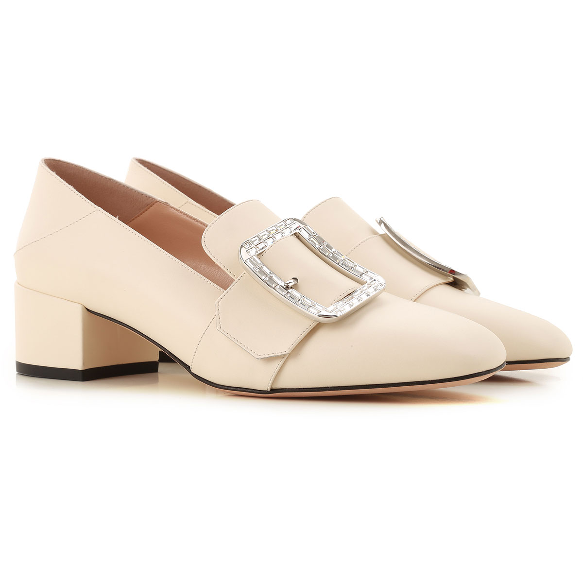 Bally Pumps & High Heels for Women On Sale, Bone, Leather, 2019, EUR 36 - UK 3 - USA 5.5 EUR 40 - UK 7 - USA 9.5