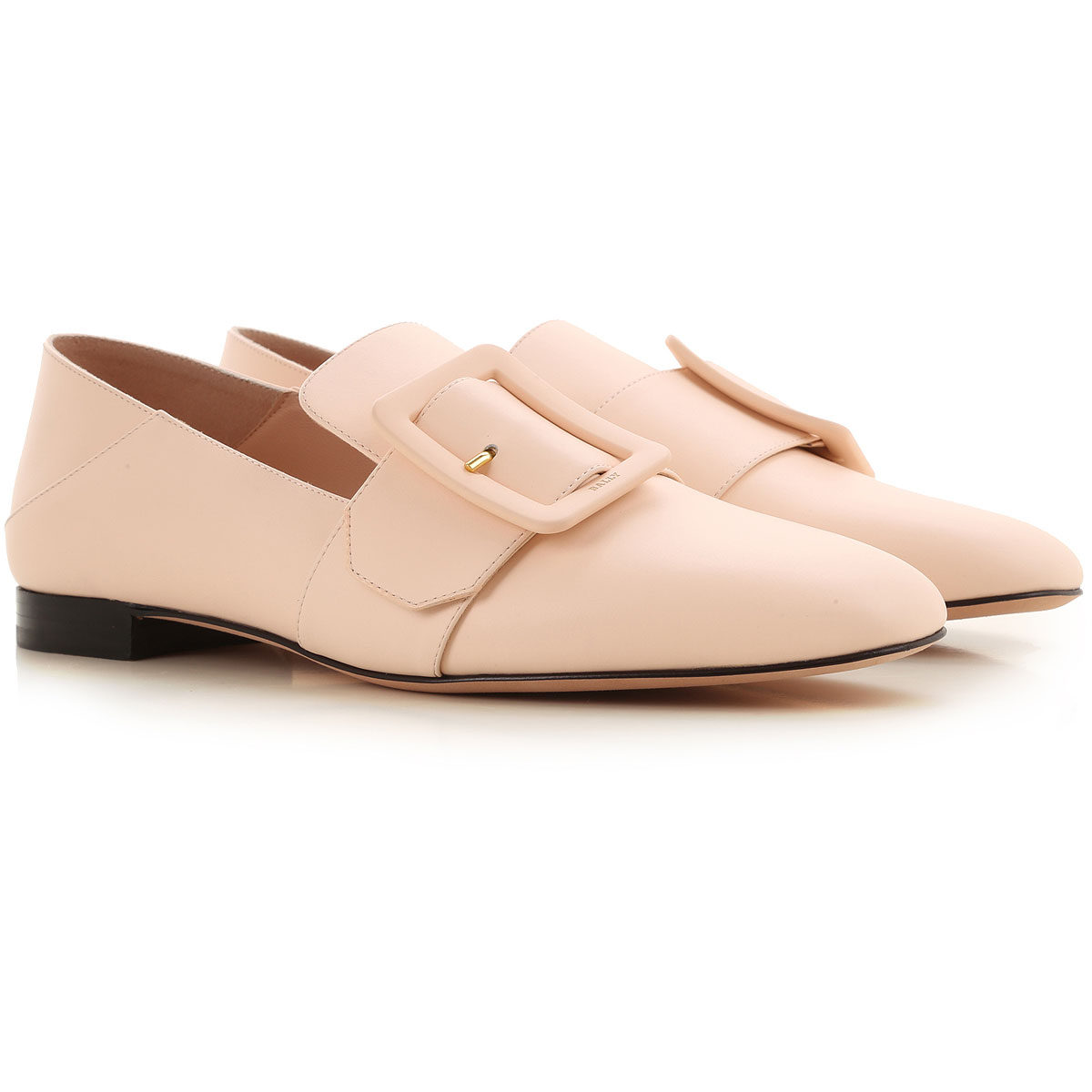 Bally Pumps & High Heels for Women On Sale, Light Pink, Leather, 2019, 9