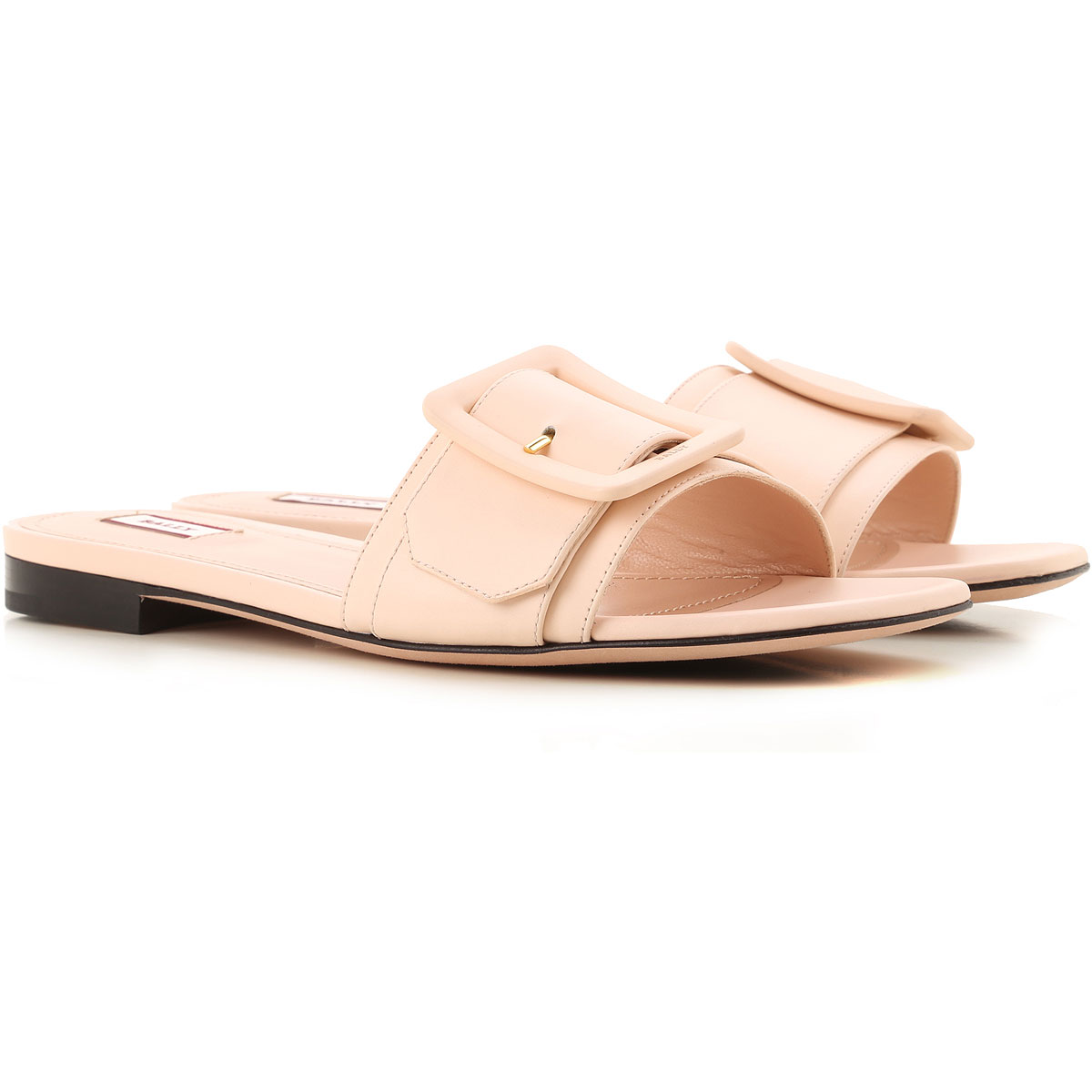 Bally Sandals for Women On Sale, Light Pink, Leather, 2019, 10 6 6.5 7 8 8.5 9
