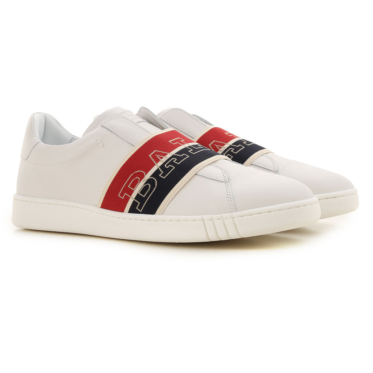 Bally Sneakers for Women On Sale, White, Leather, 2019, 5 6 7 9