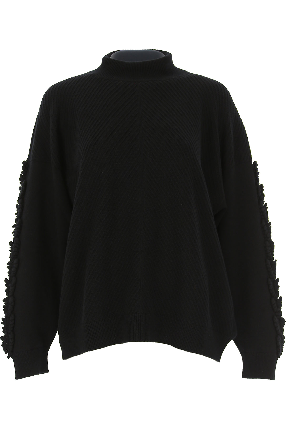 Barrie Sweater for Women Jumper On Sale, Black, Cashemere, 2019, 4 6 8
