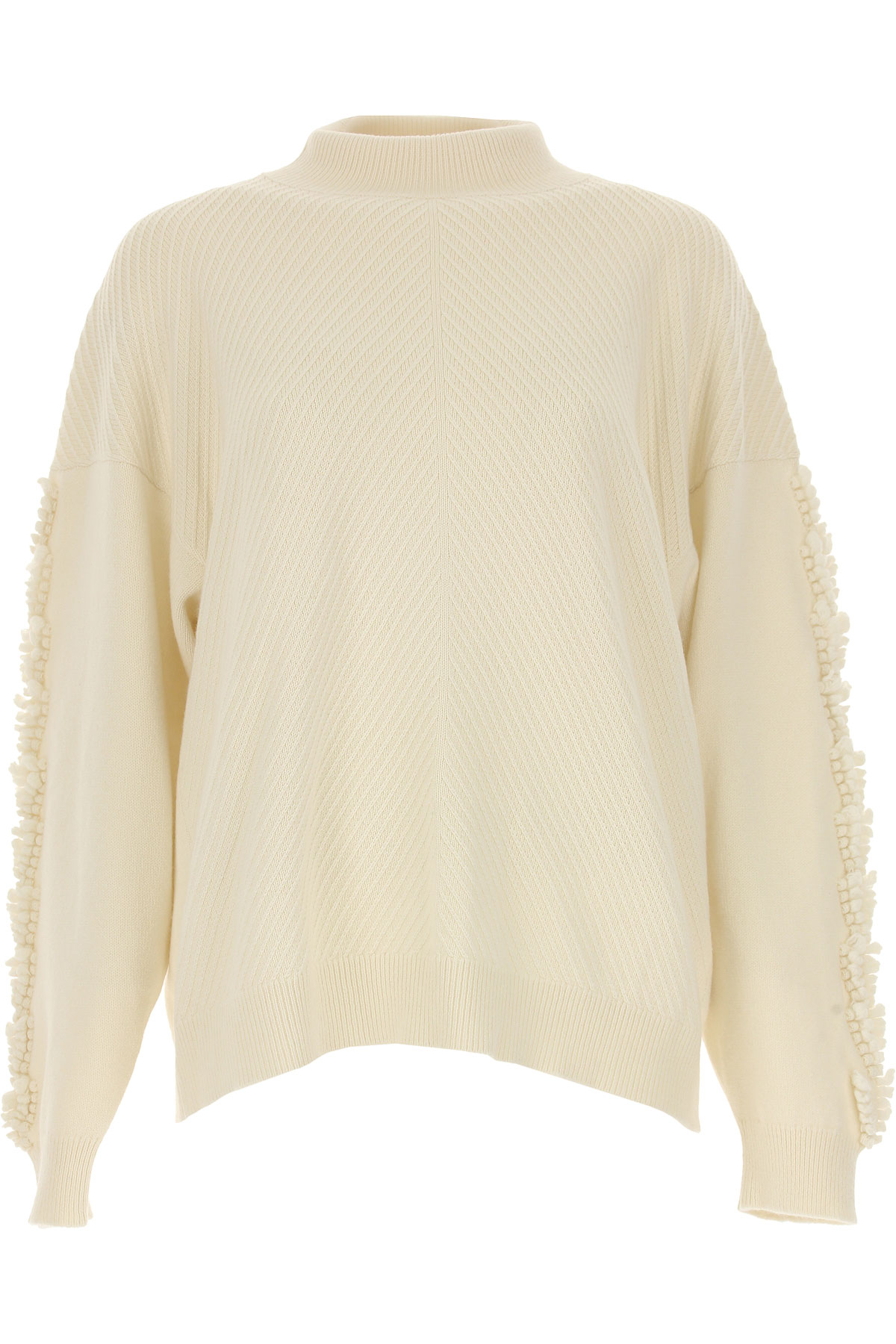 Image of Barrie Sweater for Women Jumper, White, Cashemere, 2017, 2 4