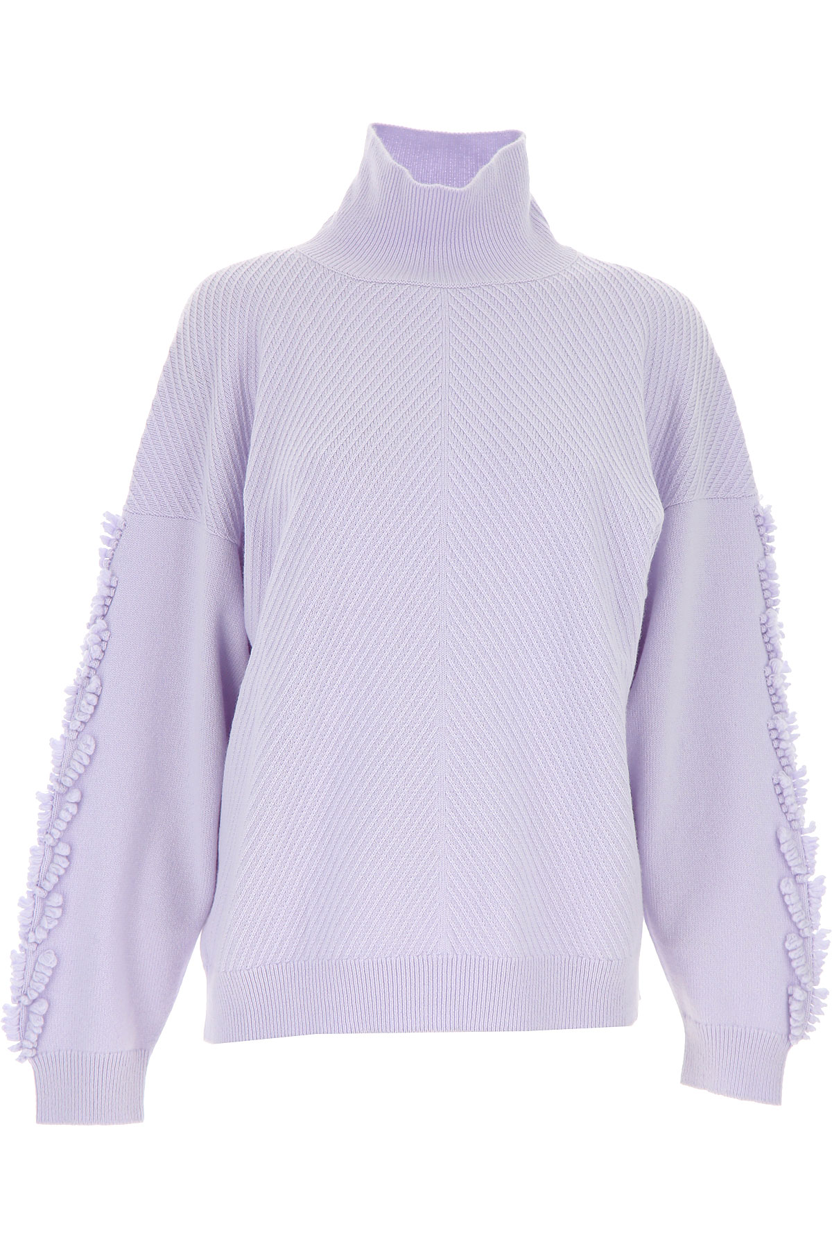 Barrie Sweater for Women Jumper On Sale, Pale Blue, Cashemere, 2019, 4 6