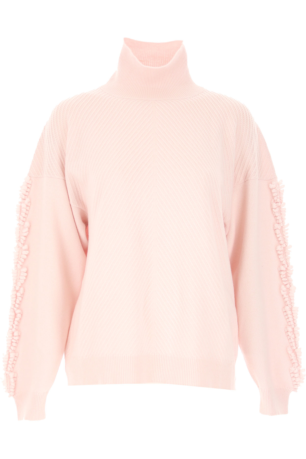 Barrie Sweater for Women Jumper On Sale, Pale Rose, Cashemere, 2019, 4 6