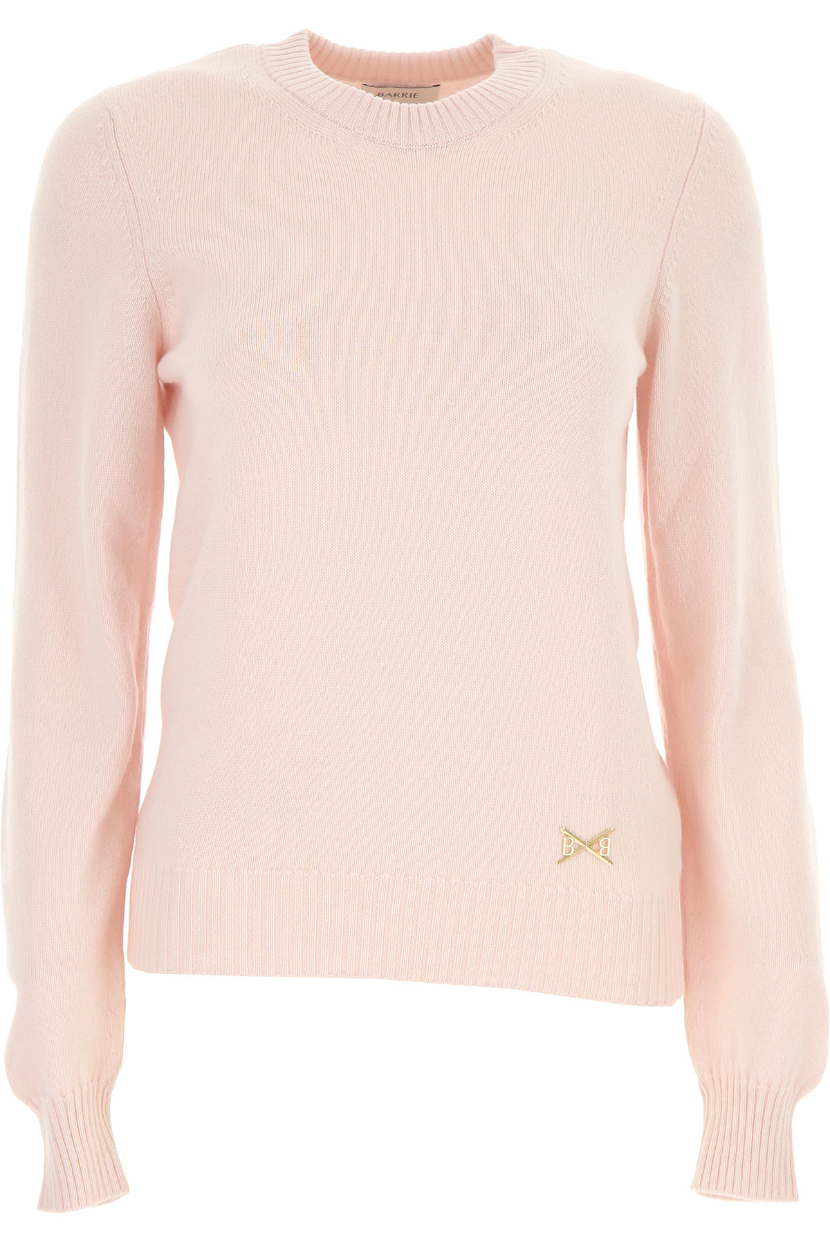 Barrie Sweater for Women Jumper On Sale, Skin Rose, Cashemere, 2019, 4 6
