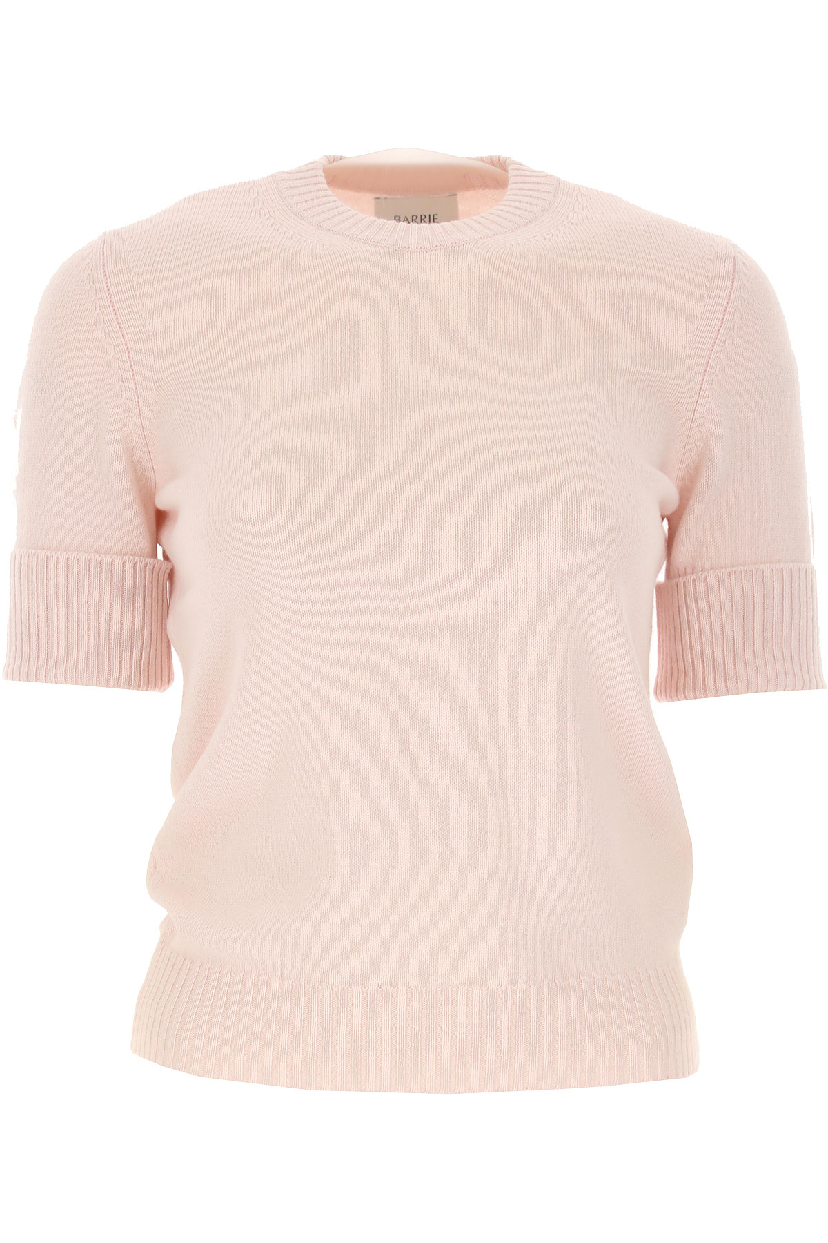 Barrie Sweater for Women Jumper On Sale, Pale Rose, Cashemere, 2019, 2 4