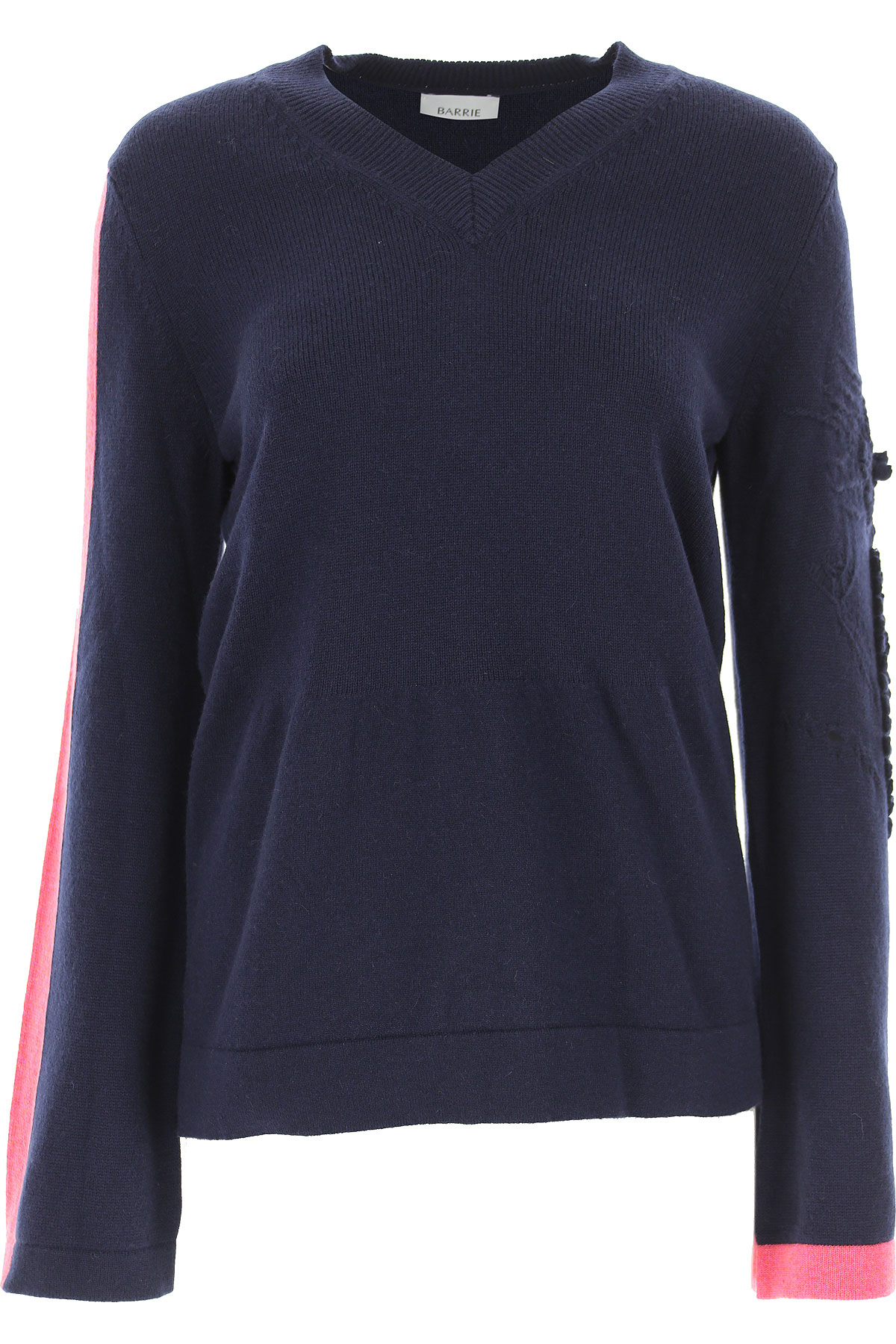 Image of Barrie Sweater for Women Jumper, Black, Cashemere, 2017, 2 4 6