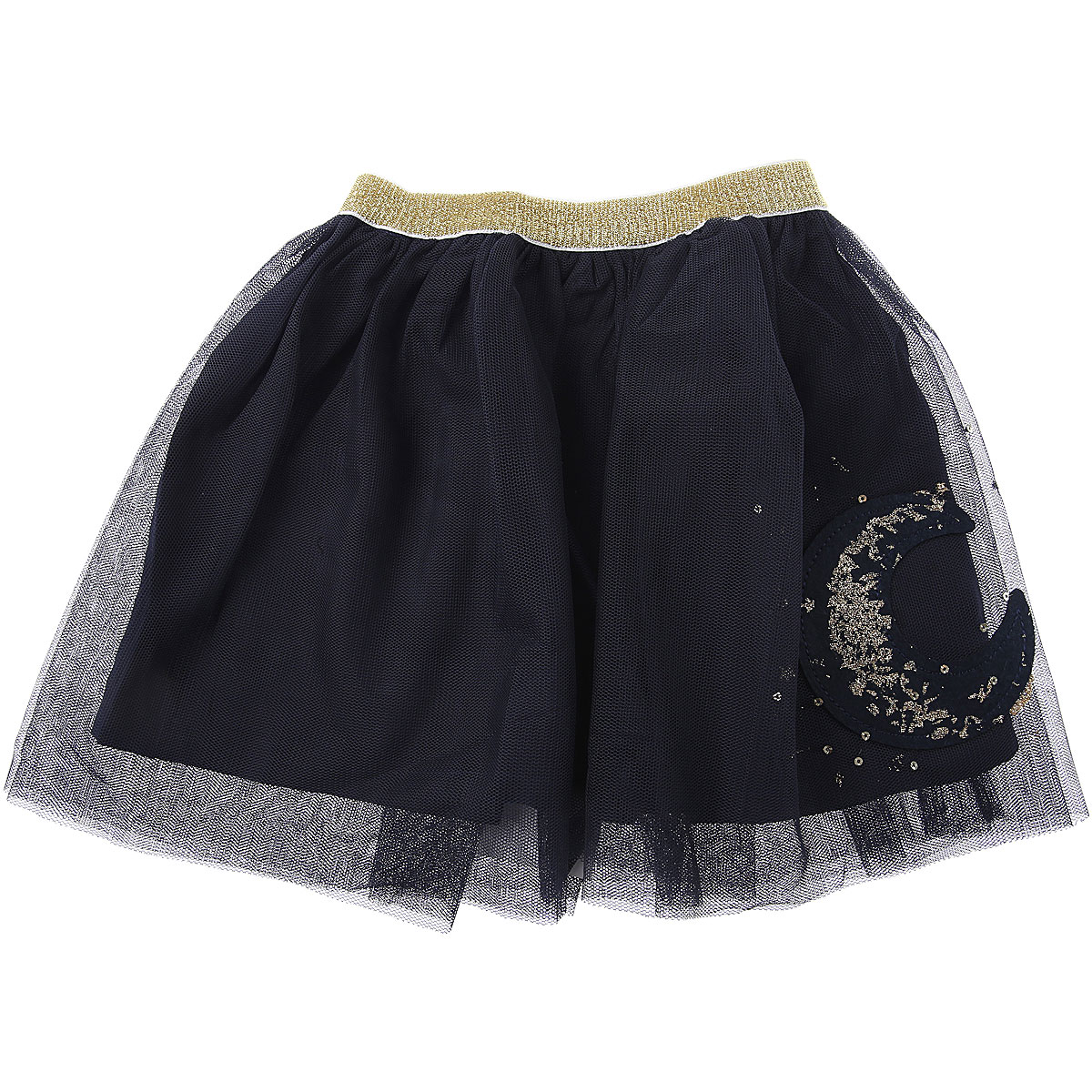 Billieblush Baby Skirts for Girls On Sale, Blue, polyester, 2019, 12M 18M 2Y 6M 9M