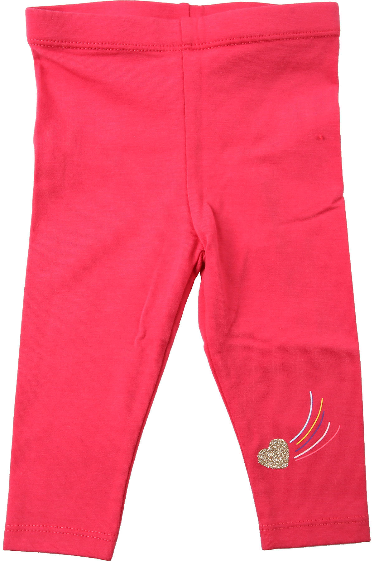 Billieblush Baby Pants for Girls On Sale, Fuchsia, polyester, 2019, 12M 18M 2Y 6M 9M