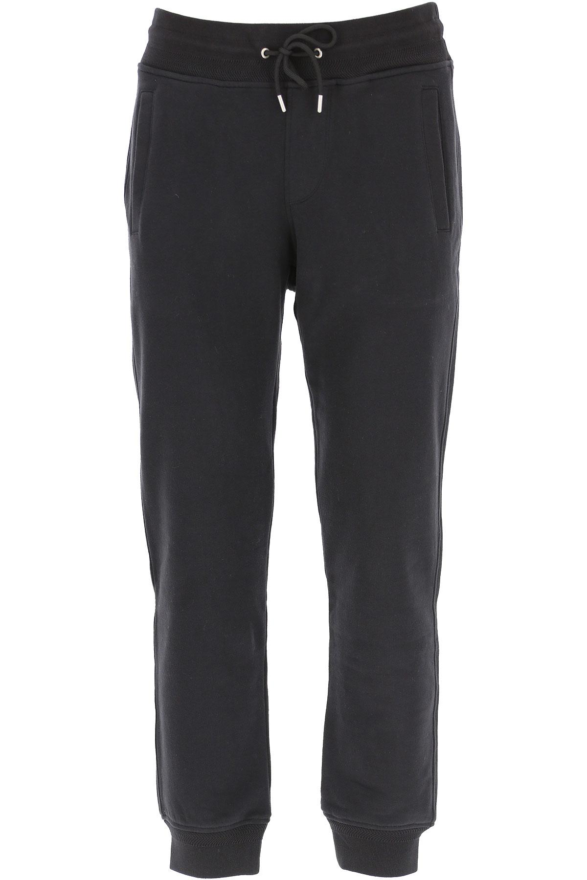 Belstaff Sweatpants On Sale, Black, Cotton, 2019, 30 32 34