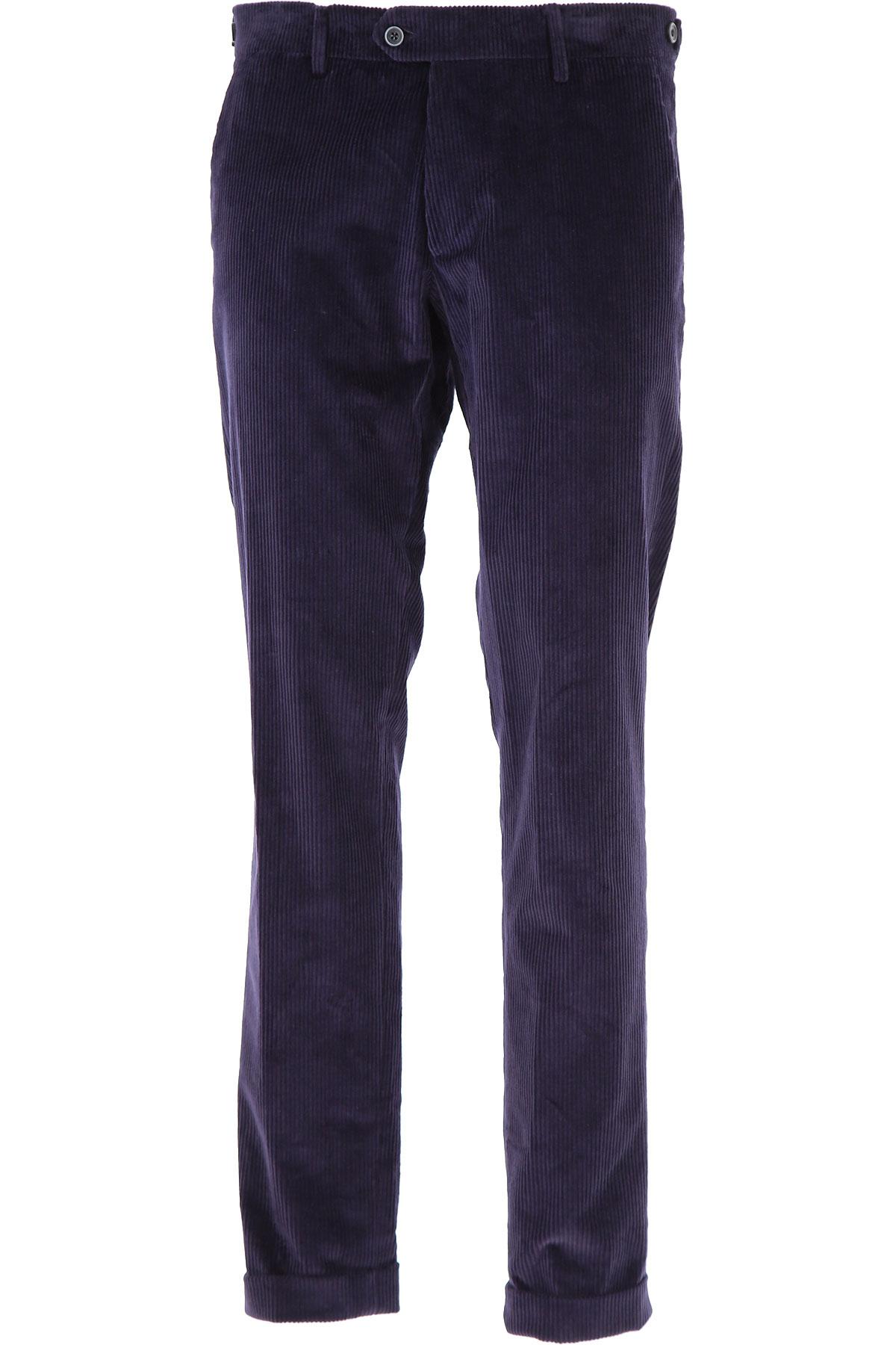 Image of Berwich Pants for Men, navy, Cotton, 2017, 30 34 36 38