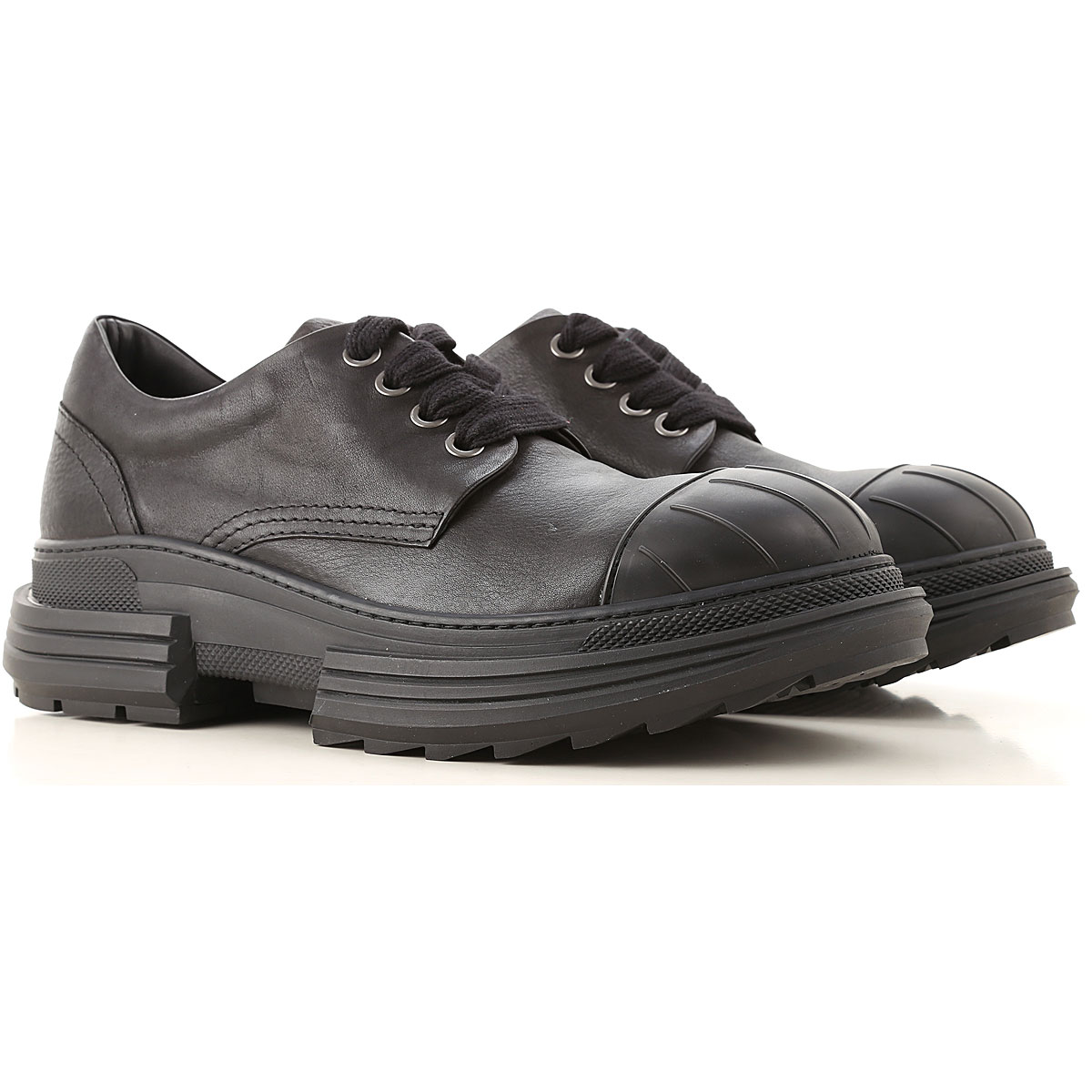 Beyond Lace Up Shoes for Men Oxfords, Derbies and Brogues, Black, Leather, 2019, 11.5 8 9
