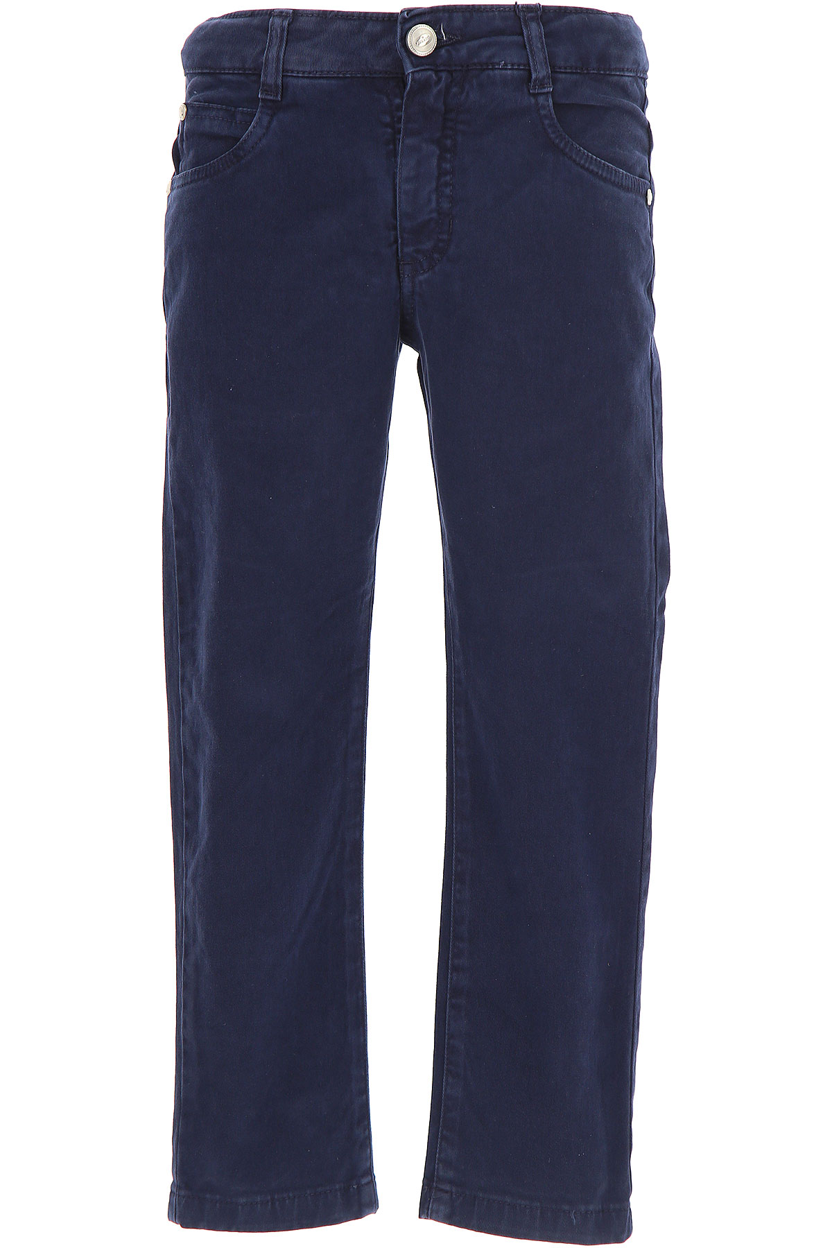 Image of Bugatti Kids Jeans for Boys, Blue Denim, Cotton, 2017, 2Y 3Y 4Y 5Y 6Y 7Y