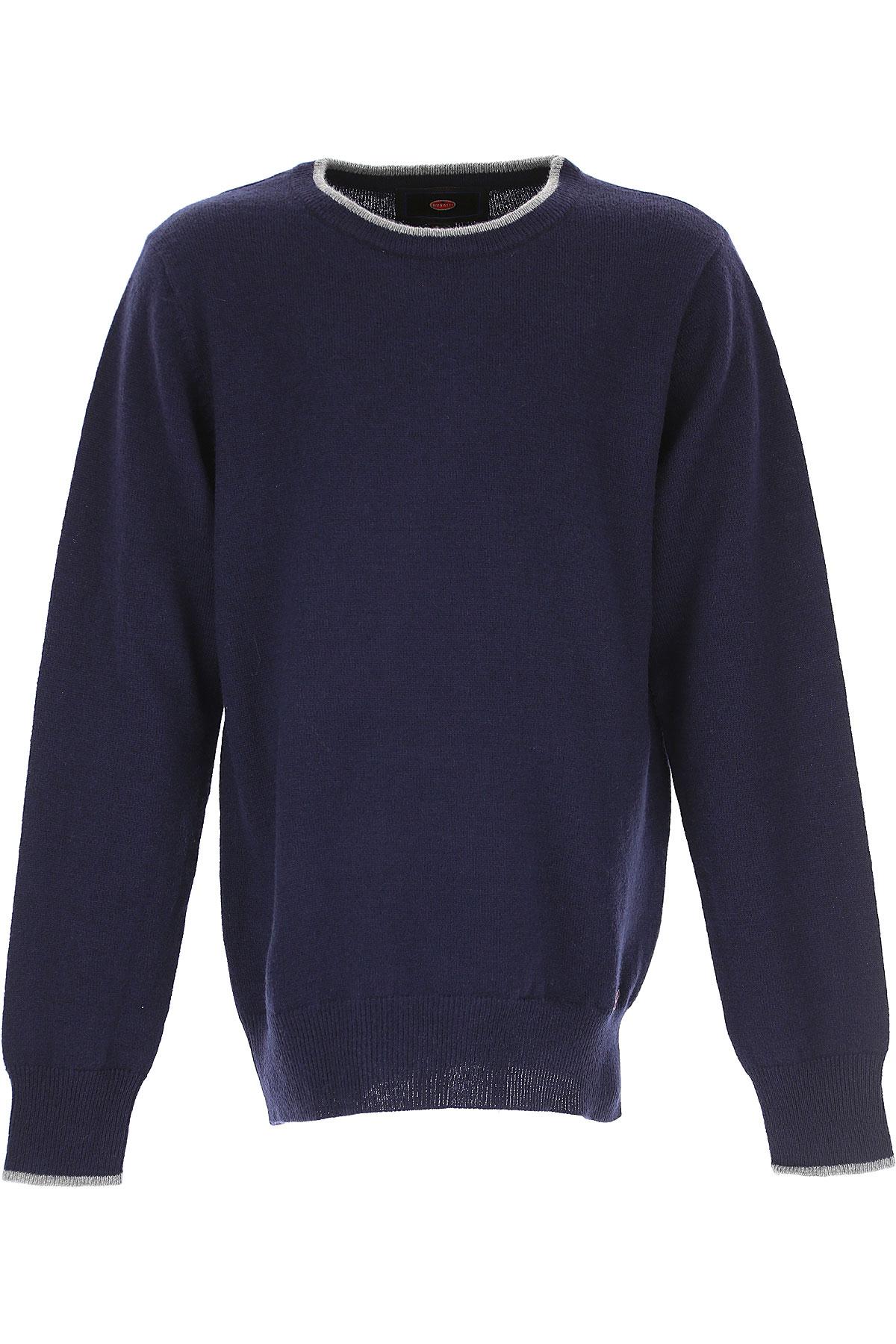 Image of Bugatti Kids Sweaters for Boys, Blue, Wool, 2017, 10Y 14Y 16Y 8Y