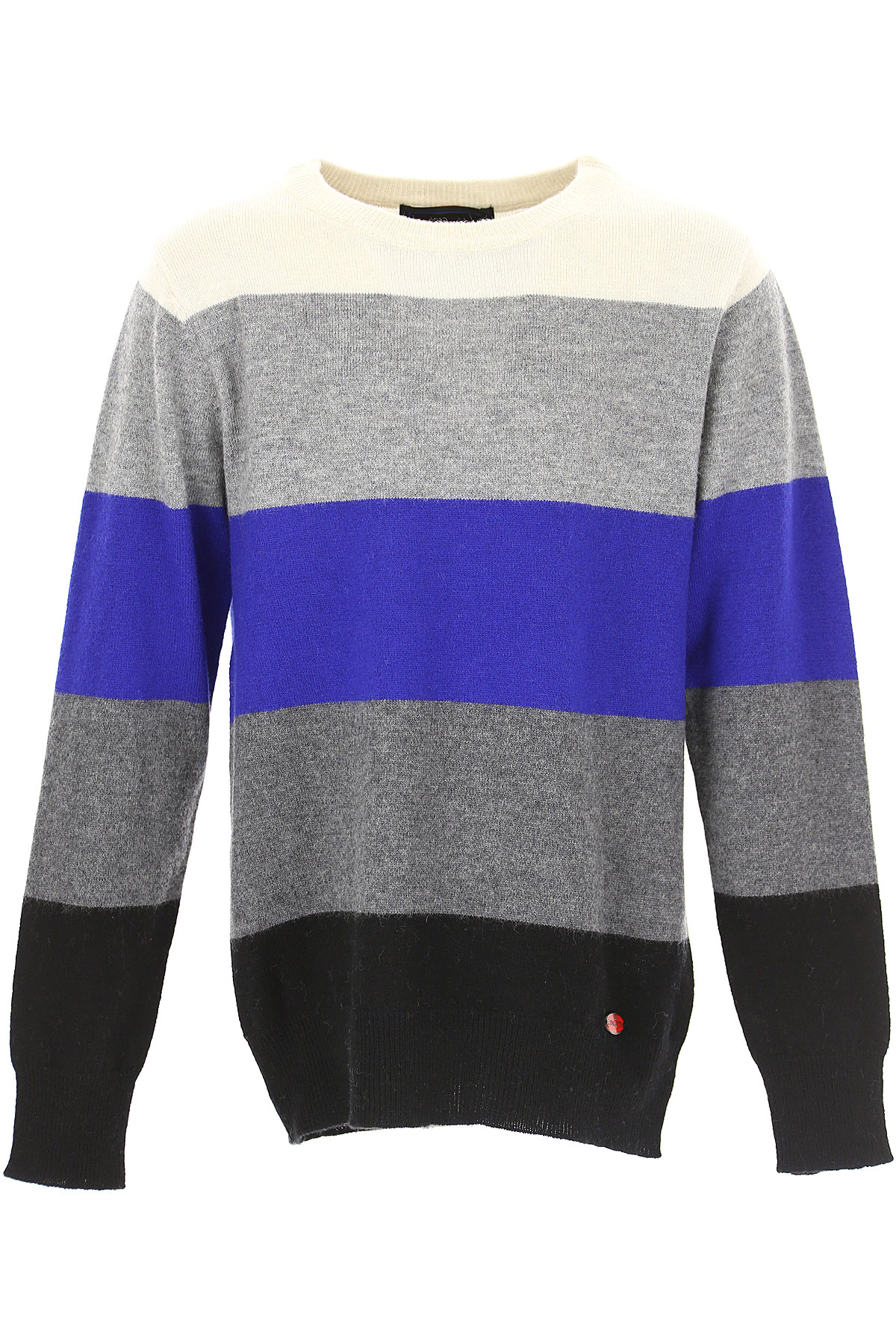 Image of Bugatti Kids Sweaters for Boys, Grey, Wool, 2017, 10Y 14Y 16Y 8Y