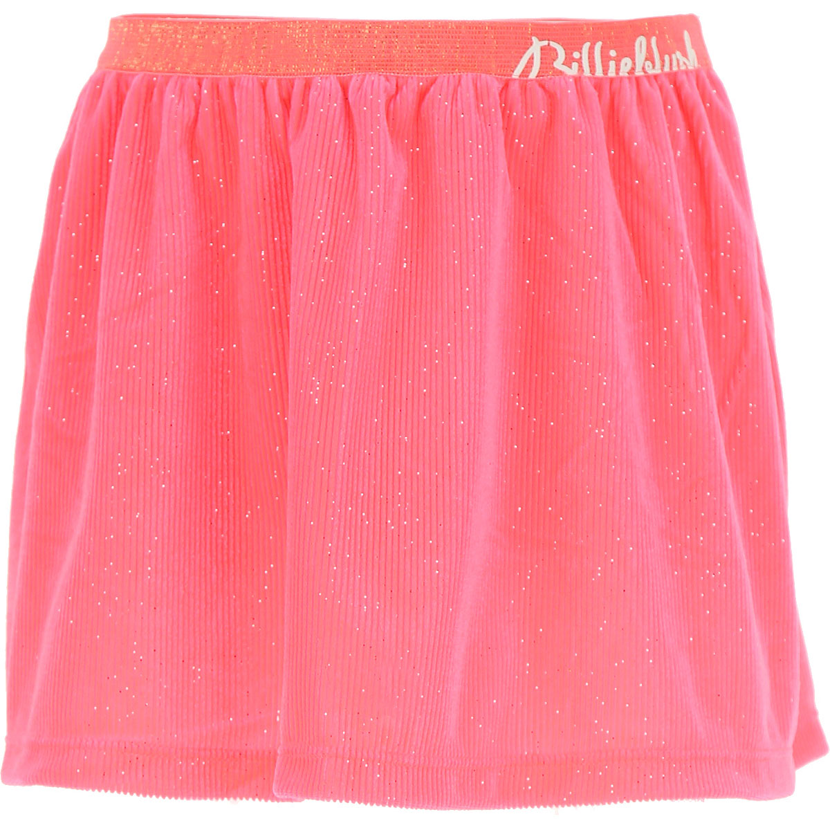 Image of Billieblush Kids Skirts for Girls, Fluo Fuchsia, polyester, 2017, 10Y 3Y 4Y 5Y 6Y 8Y