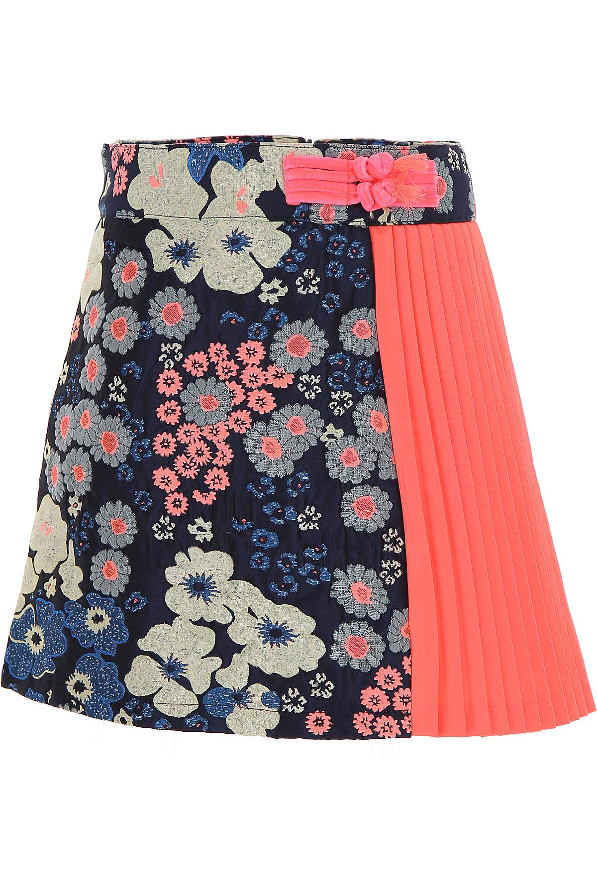 Image of Billieblush Kids Skirts for Girls, fucsia, polyester, 2017, 10Y 2Y 4Y 5Y 6Y 8Y