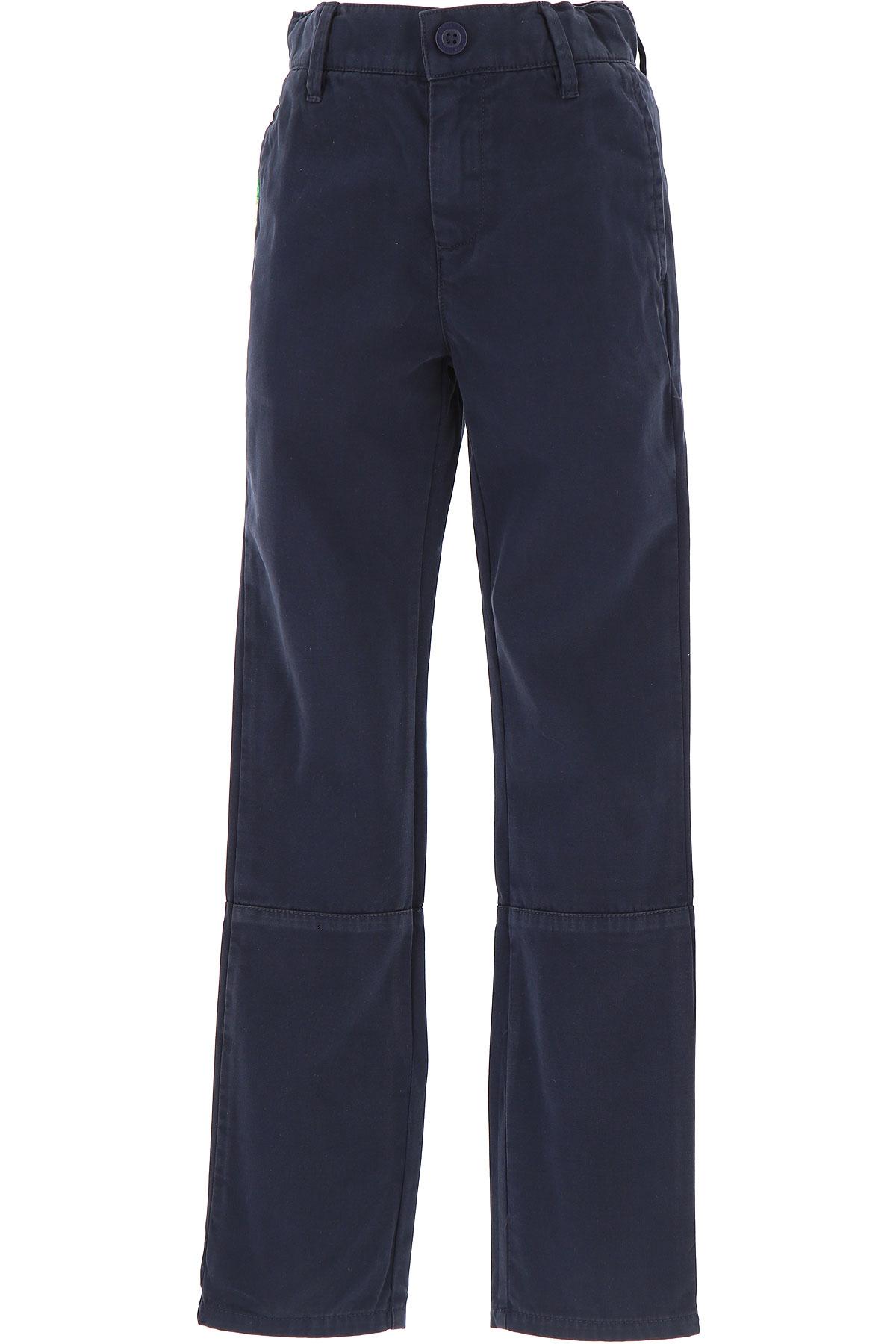 Image of Billybandit Kids Pants for Boys, Blue, Cotton, 2017, 10Y 2Y 4Y 5Y 6Y 8Y