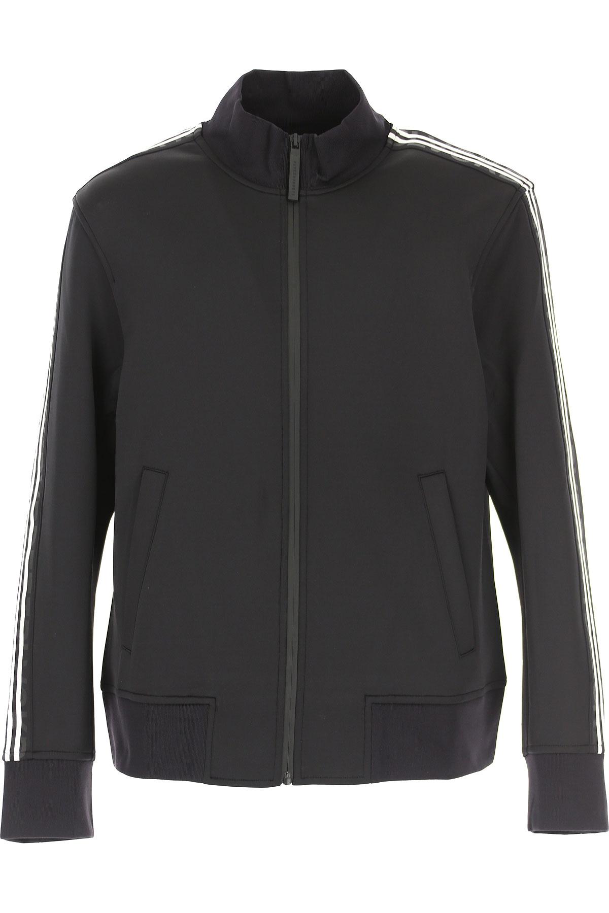 BlackBarrett Sweatshirt for Men On Sale, Black, polyamide, 2019, L M XL