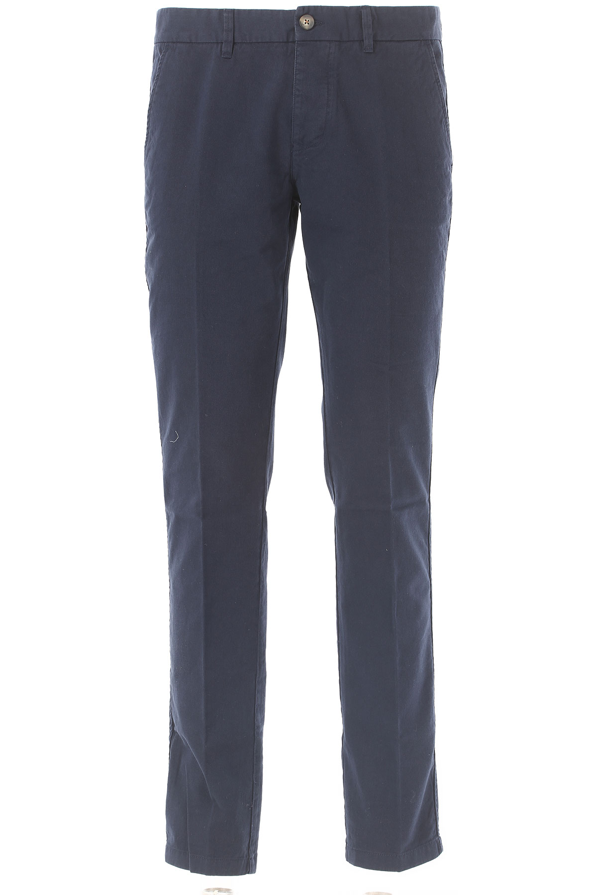 Image of Blauer Pants for Men On Sale in Outlet, Blue, Cotton, 2017, 32 38