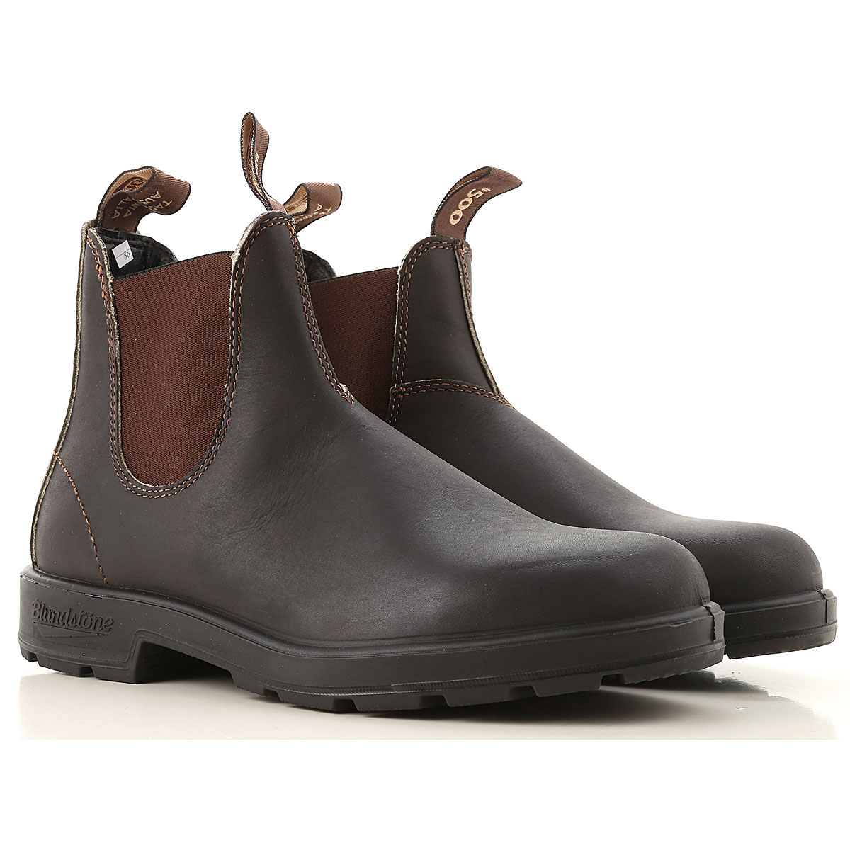 Blundstone Boots for Men, Booties, Dark Brown, Leather, 2019, AU/UK 7 - US 8 AU/UK 8 - US 9 AU/UK 11 - US 12 AU/UK 12 - US 13 AU/UK 6.5 - US 7.5