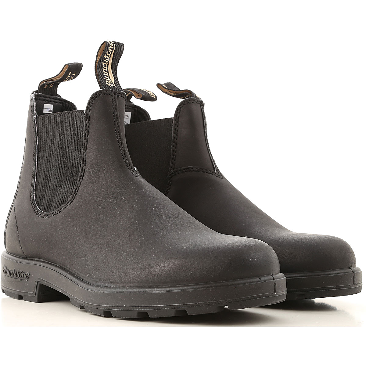 Blundstone Chelsea Boots for Men On Sale, Black, Leather, 2019, 10.5 11.5 9.5