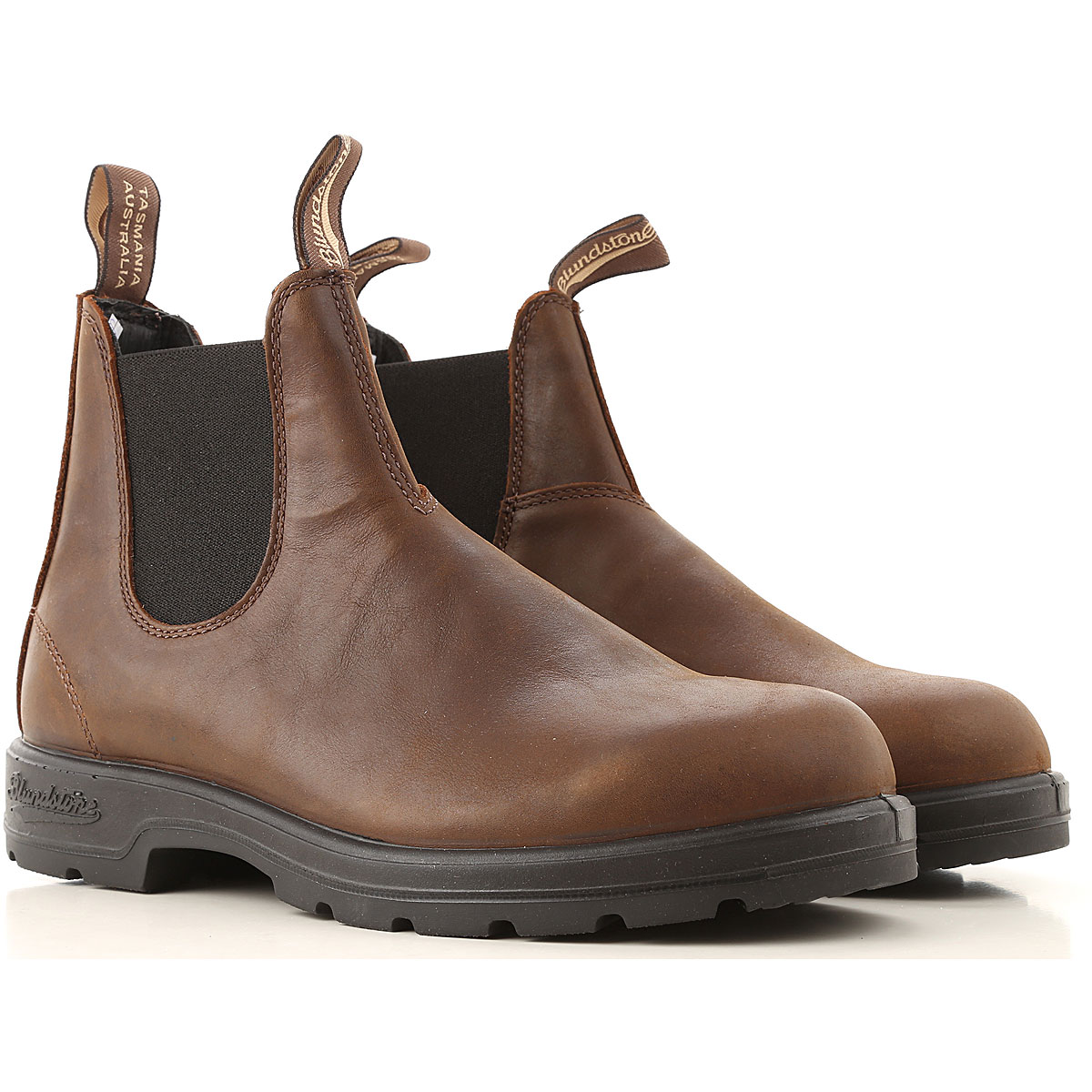 Blundstone Chelsea Boots for Men On Sale, Brown, Leather, 2019, 10.5 11 7.5 8 8.5