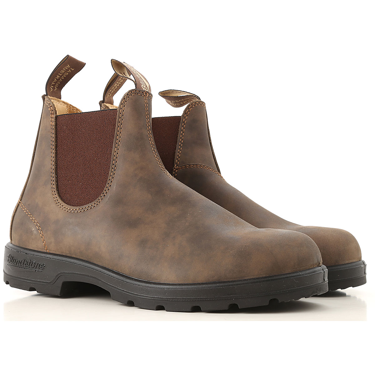 Blundstone Boots for Men, Booties On Sale in Outlet, Brown, Leather, 2019, 12 9.5