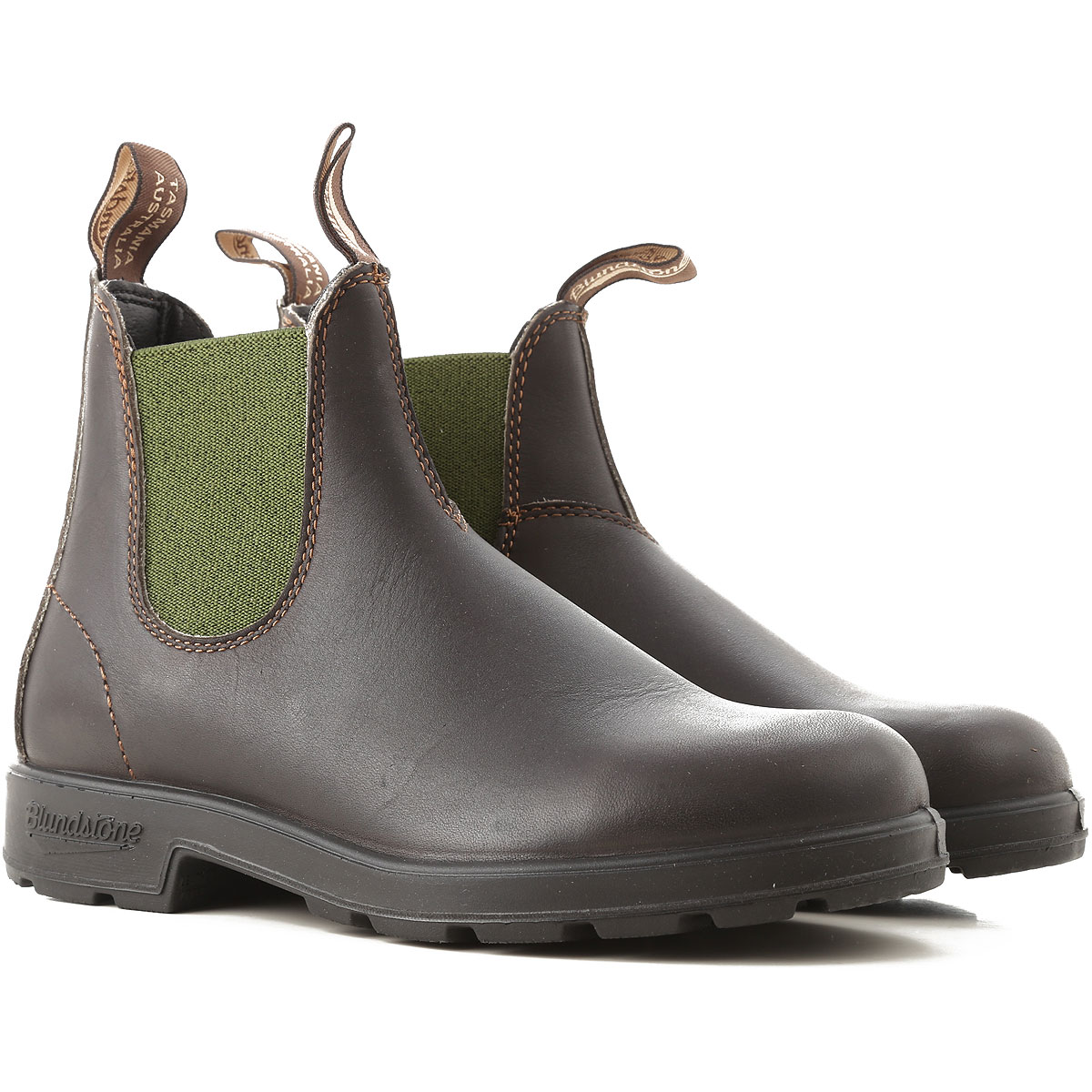 Image of Blundstone Boots for Women, Booties, Ebony, Leather, 2017, 6 7 8 9