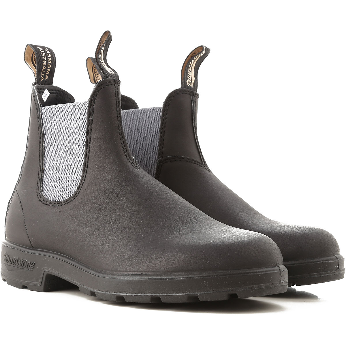 Image of Blundstone Boots for Women, Booties, Black, Leather, 2017, 7 8 9