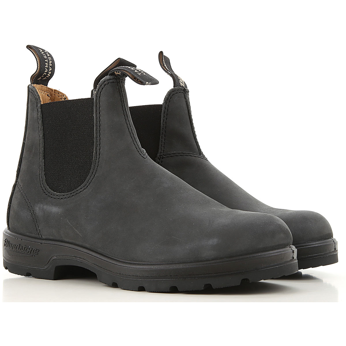 Blundstone Chelsea Boots for Women On Sale, Grey, Suede leather, 2019, AU/UK 7 - US 10 AU/UK 2 - US 5 AU/UK 3 - US 6