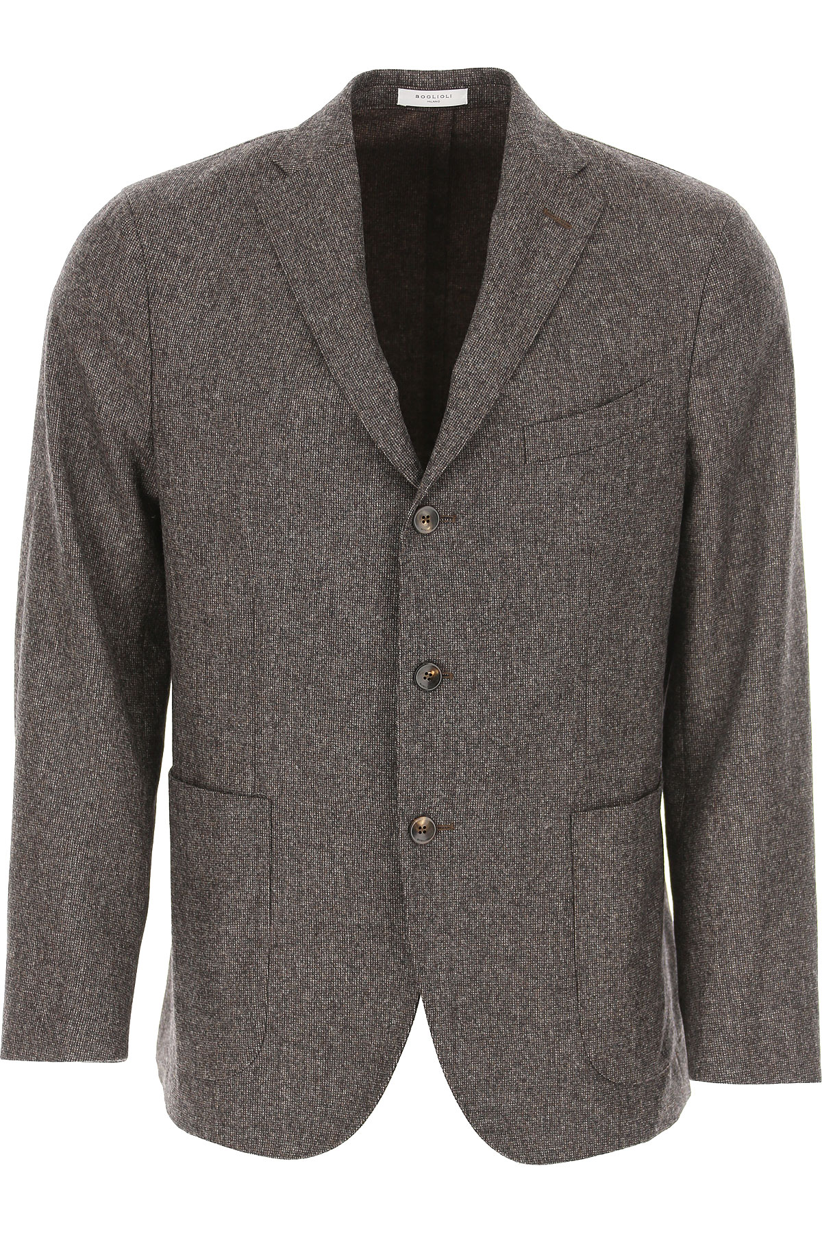 Boglioli Blazer for Men, Sport Coat On Sale, Brownish-grey, Virgin wool, 2019, M XL XXL XXXL