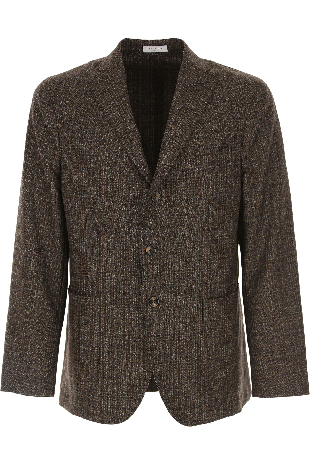 Boglioli Blazer for Men, Sport Coat On Sale, Brownish-grey, Virgin wool, 2019, L M XL XXL XXXL