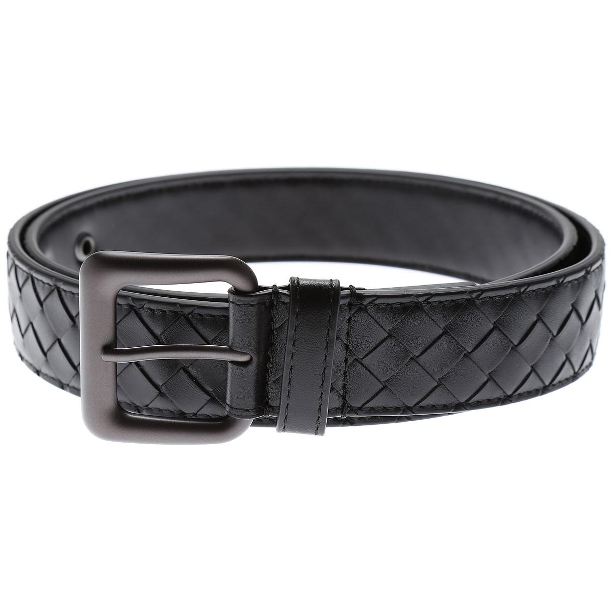 Bottega Veneta Belts On Sale, Black, Leather, 2019, 36 38 40 42