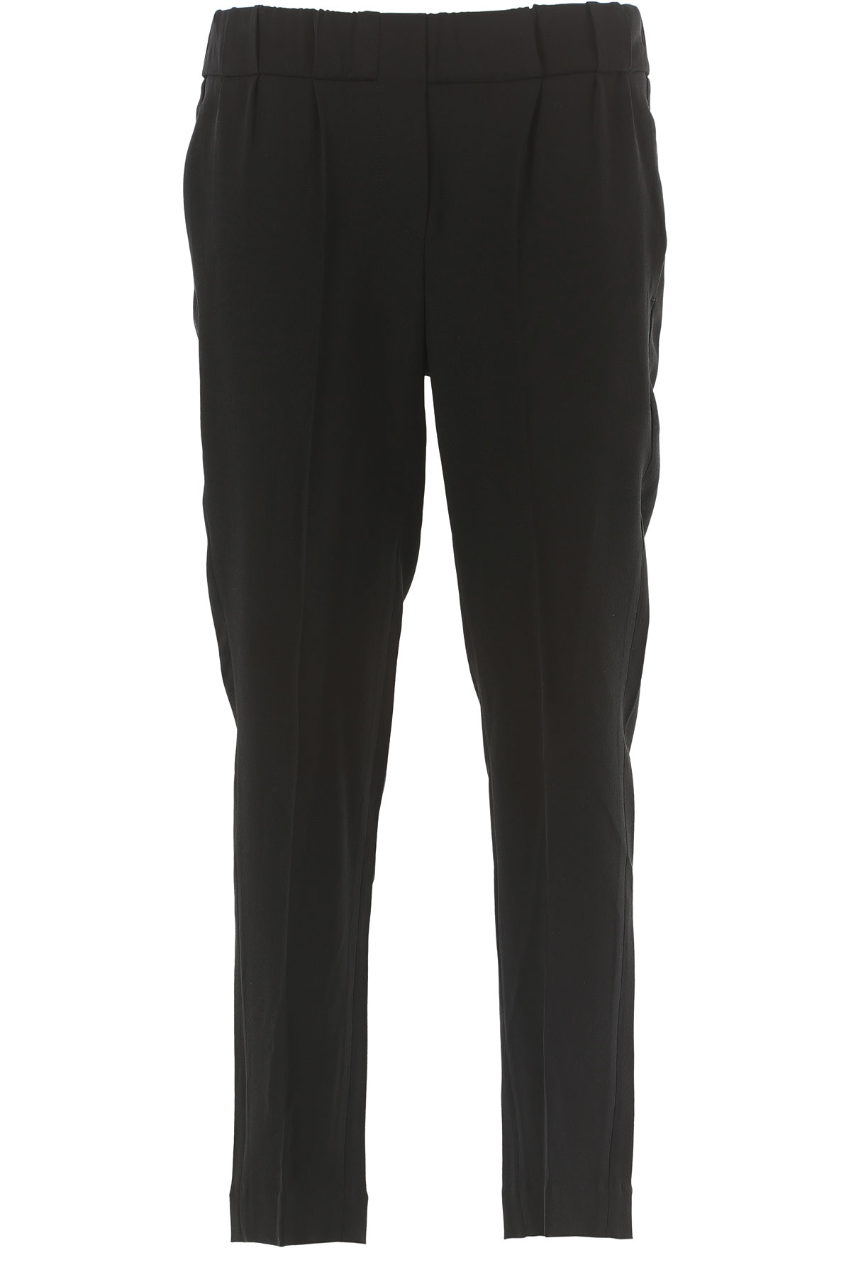 Brunello Cucinelli Pants for Women On Sale in Outlet, acetate, 2019, 30 32