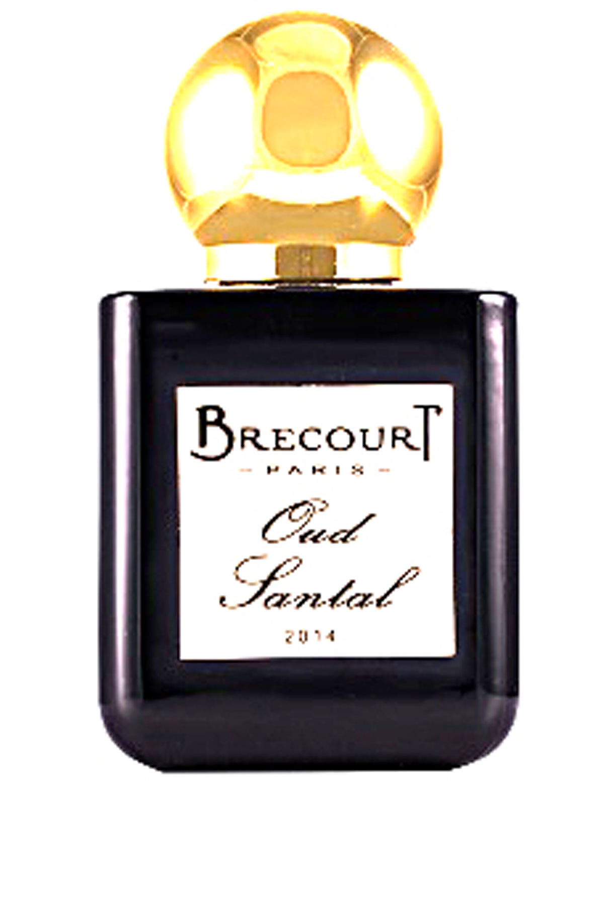 Brecourt Fragrances for Men, Oud Santal Eau De Parfum 50 Ml, 2019, 50 ml