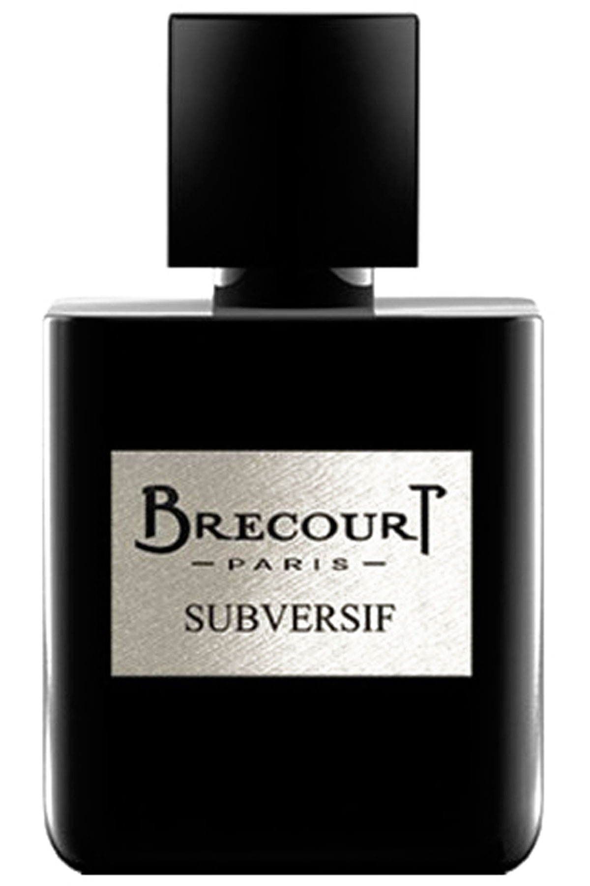 Brecourt Fragrances for Men, Subversif Eau De Parfum 50 Ml, 2019, 50 ml